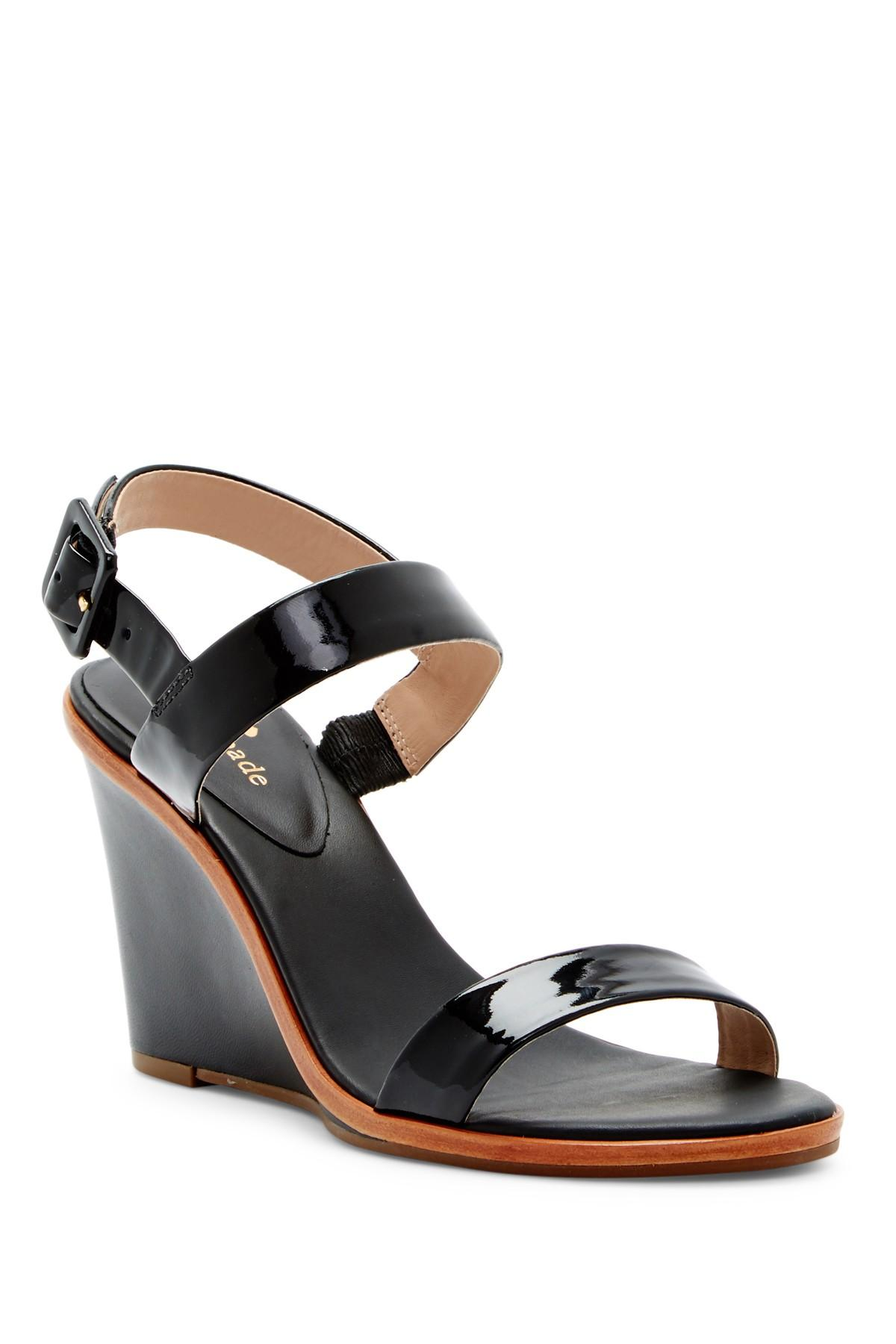Lyst Kate Spade Nice Sandal In Black