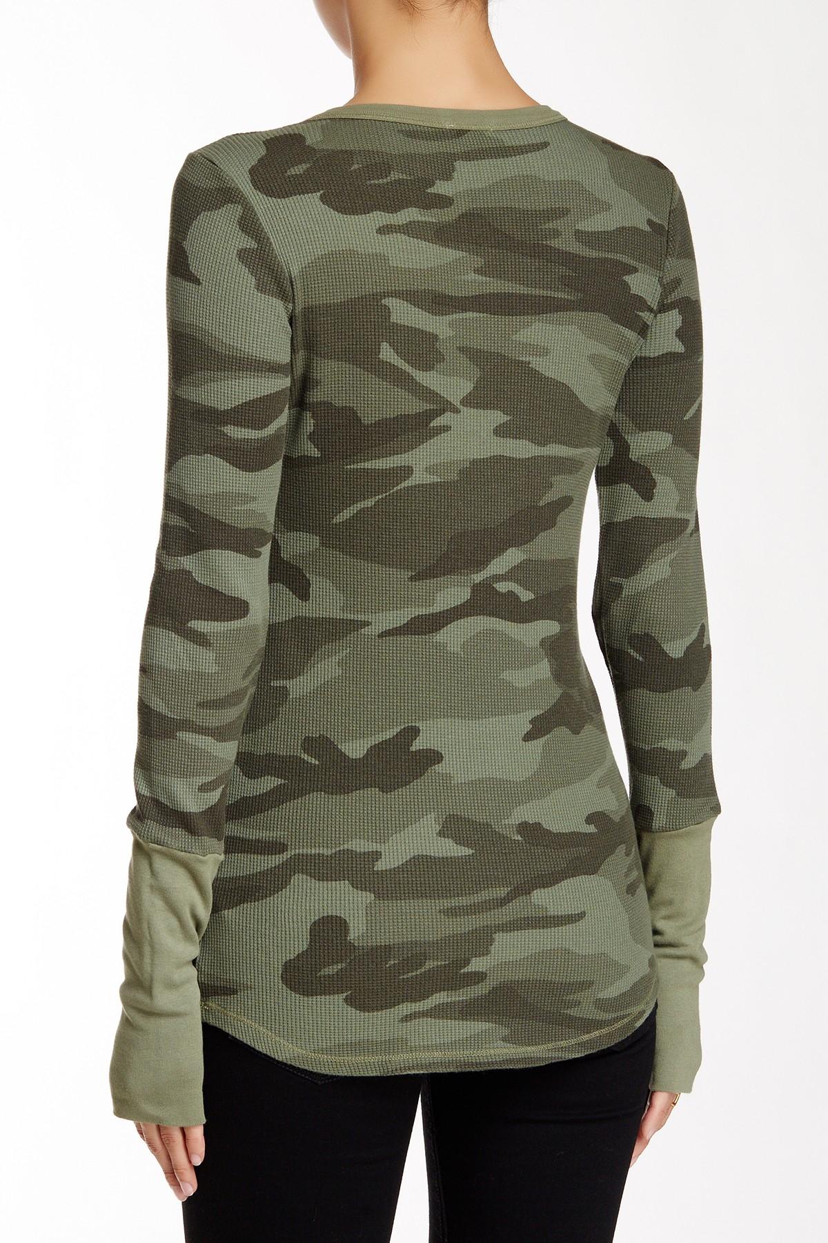 Camouflage T Shirts Women