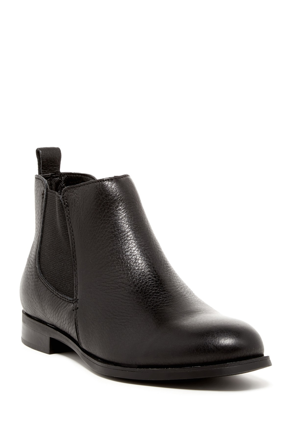 sperry top sider victory ankle boot in black lyst