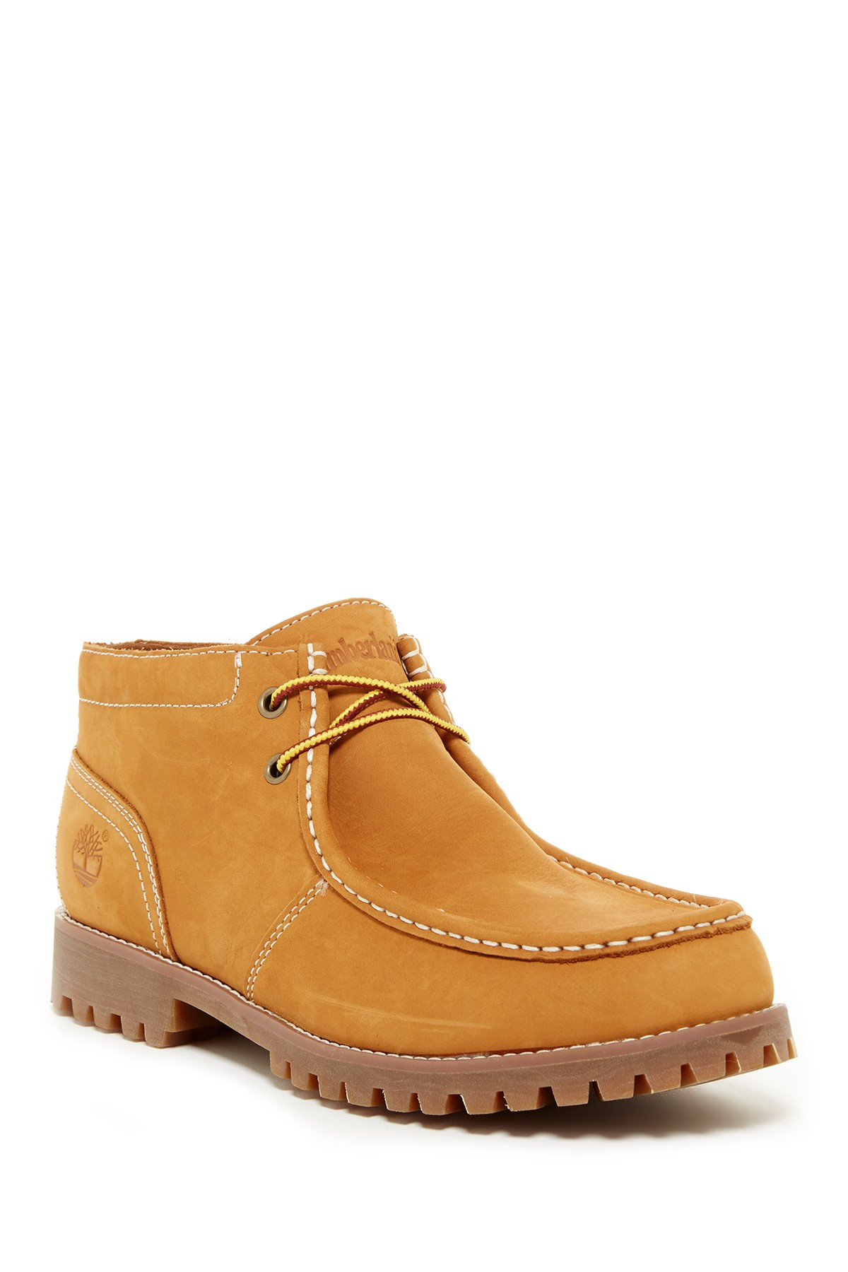 Lyst Timberland Oakwell Wallaby Boot In Brown For Men