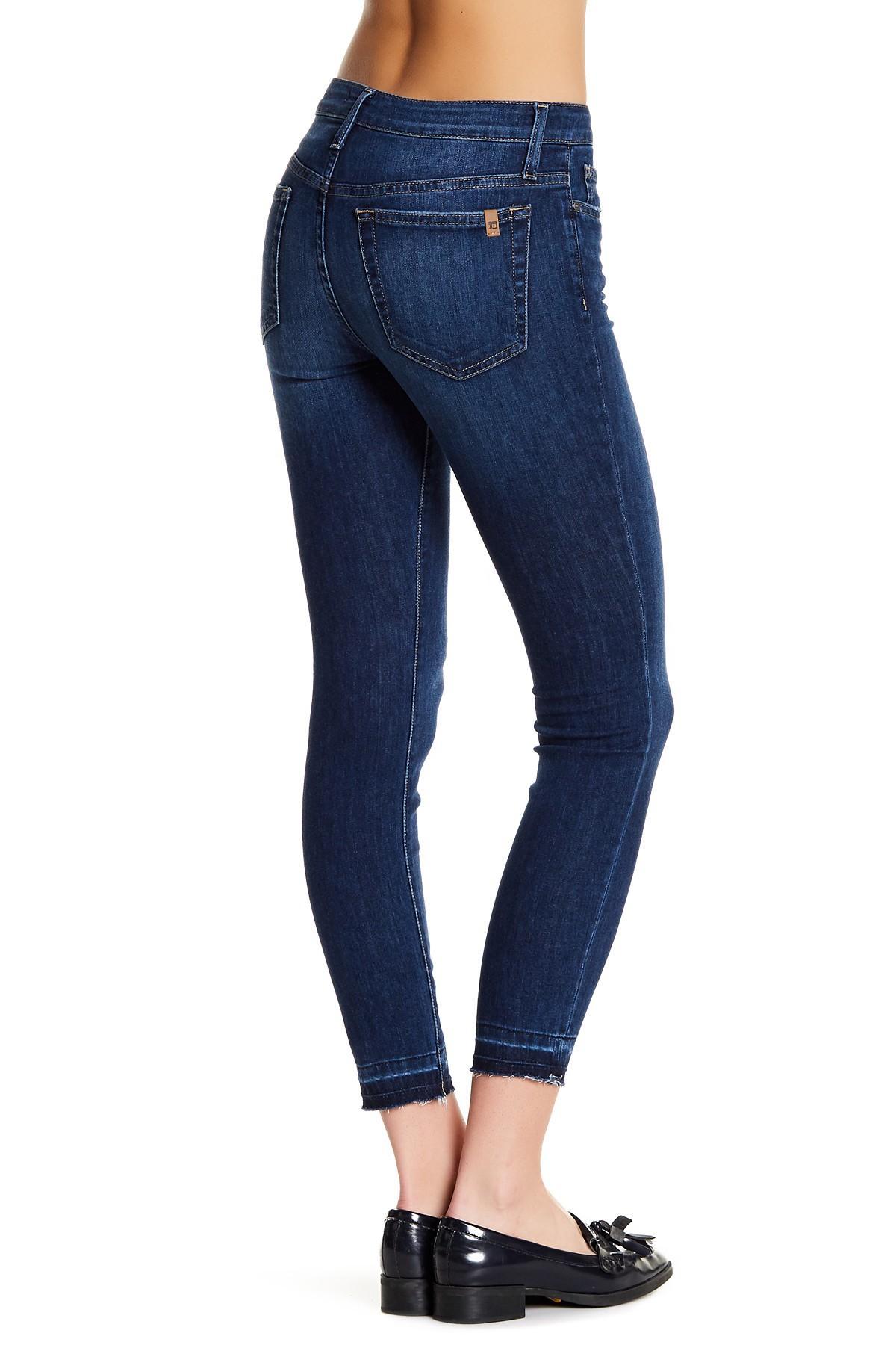 Lyst Joe S Jeans Skinny Ankle Jean In Blue