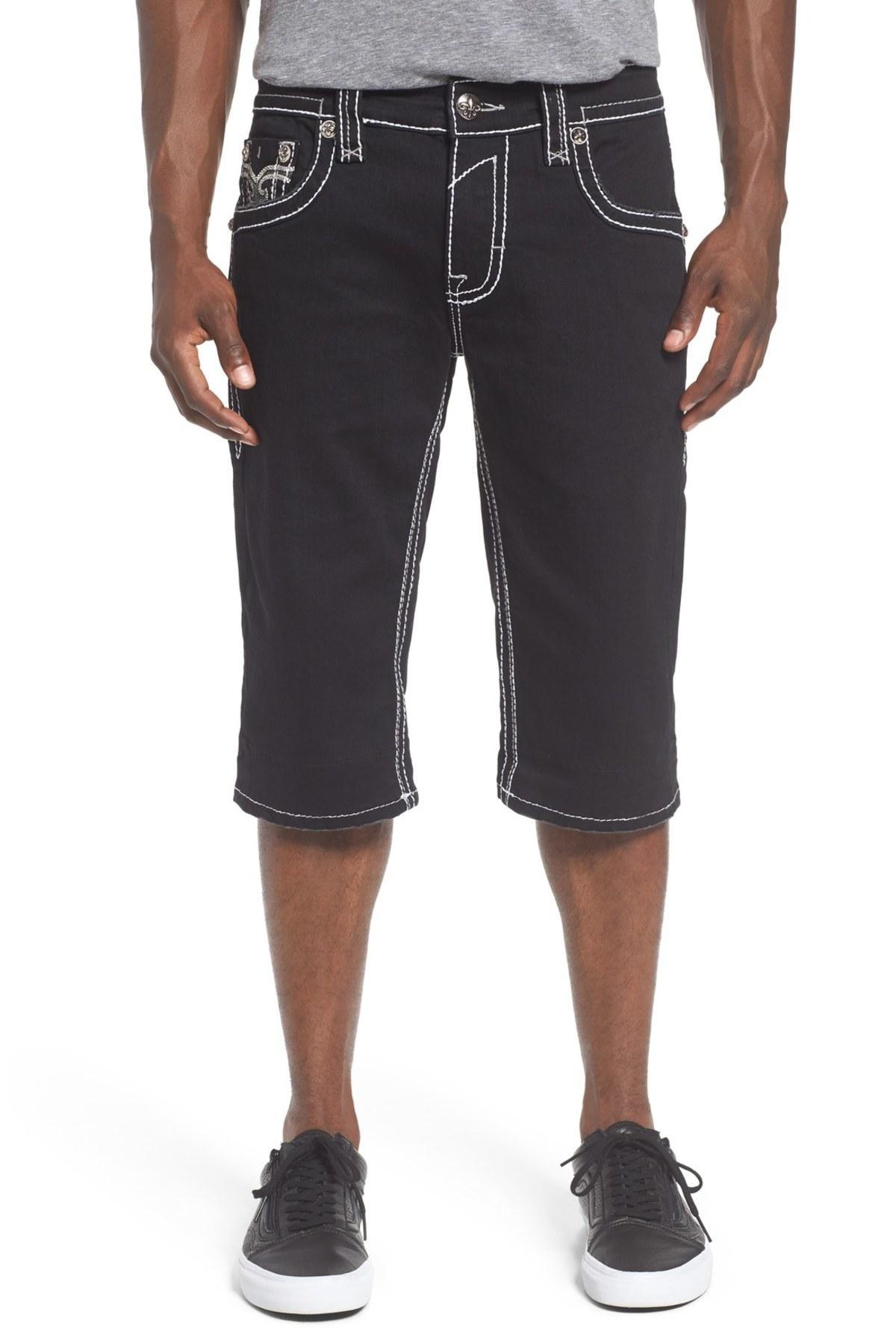 Rock Revival U0026#39;pierreu0026#39; Shorts For Men | Lyst