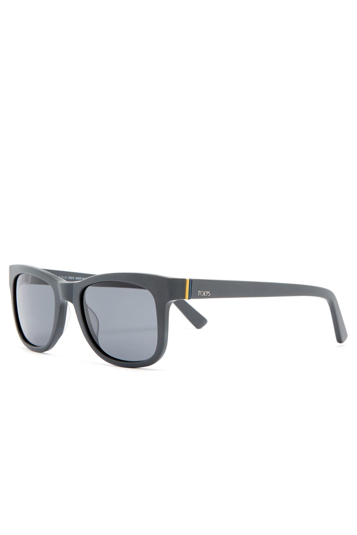 Tods Unisex Square Sunglasses Fashion