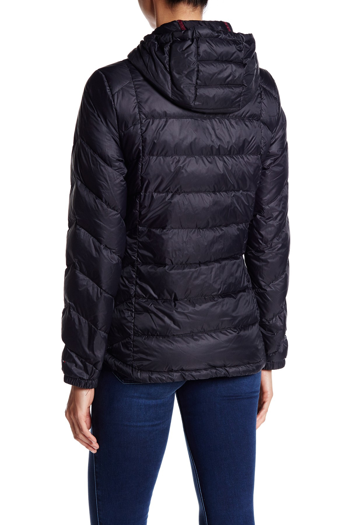 Lyst Tommy Hilfiger Packable Natural Down Quilted Short