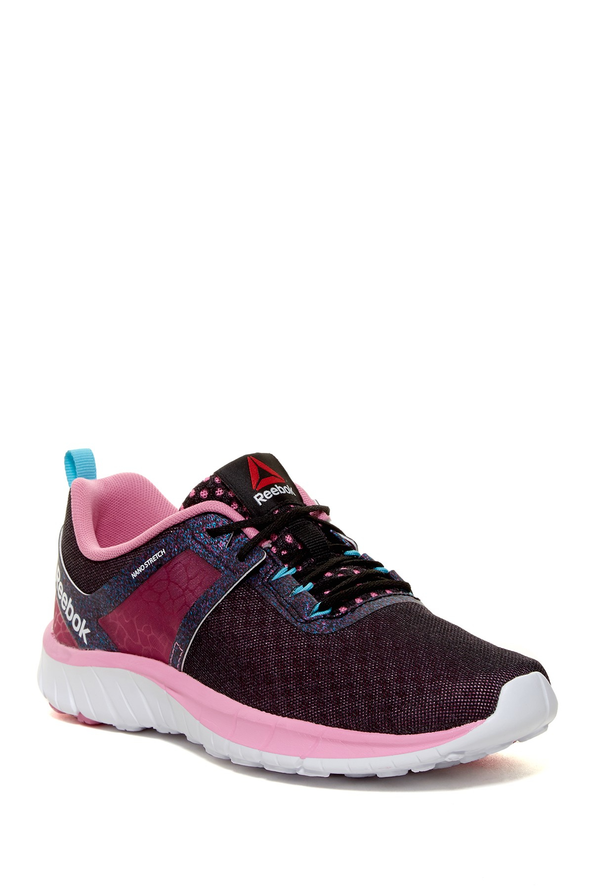 Pink Coach Running Shoes