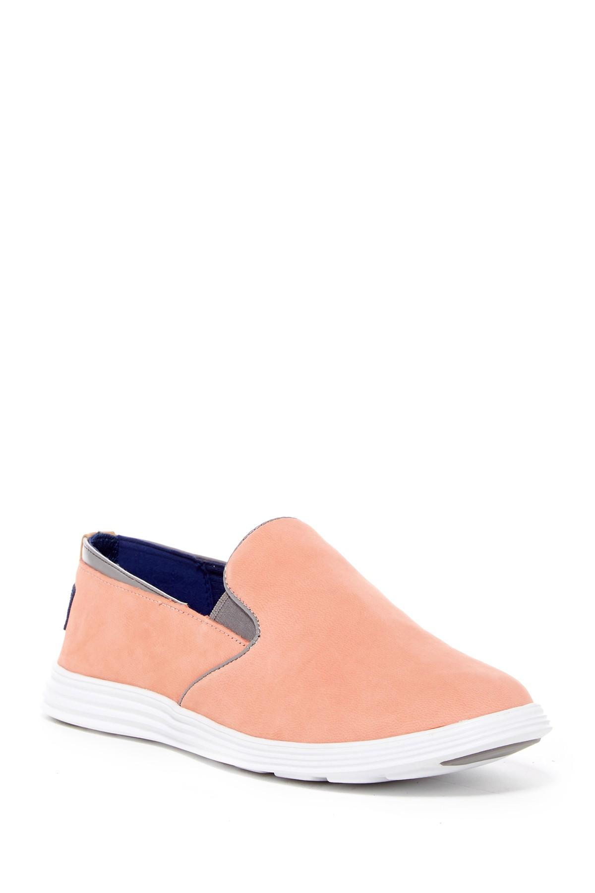 Cole Haan Ella Grand 2gore Slip On Sneaker Wide Width