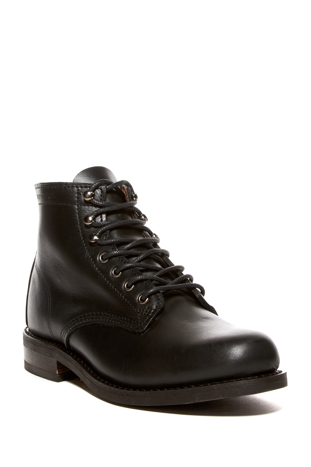 Wolverine Zeb Lace Up Boot In Black For Men Lyst
