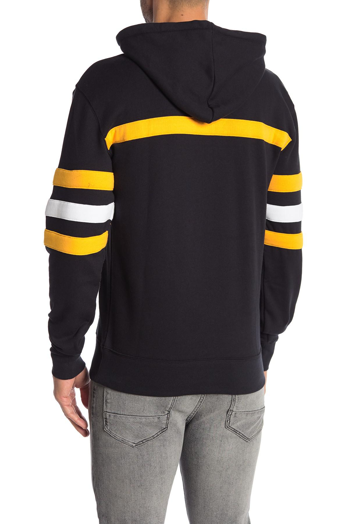 9dfb3d76 Mitchell & Ness Multicolor Nfl Pittsburgh Steelers Head Coach Hoodie for men