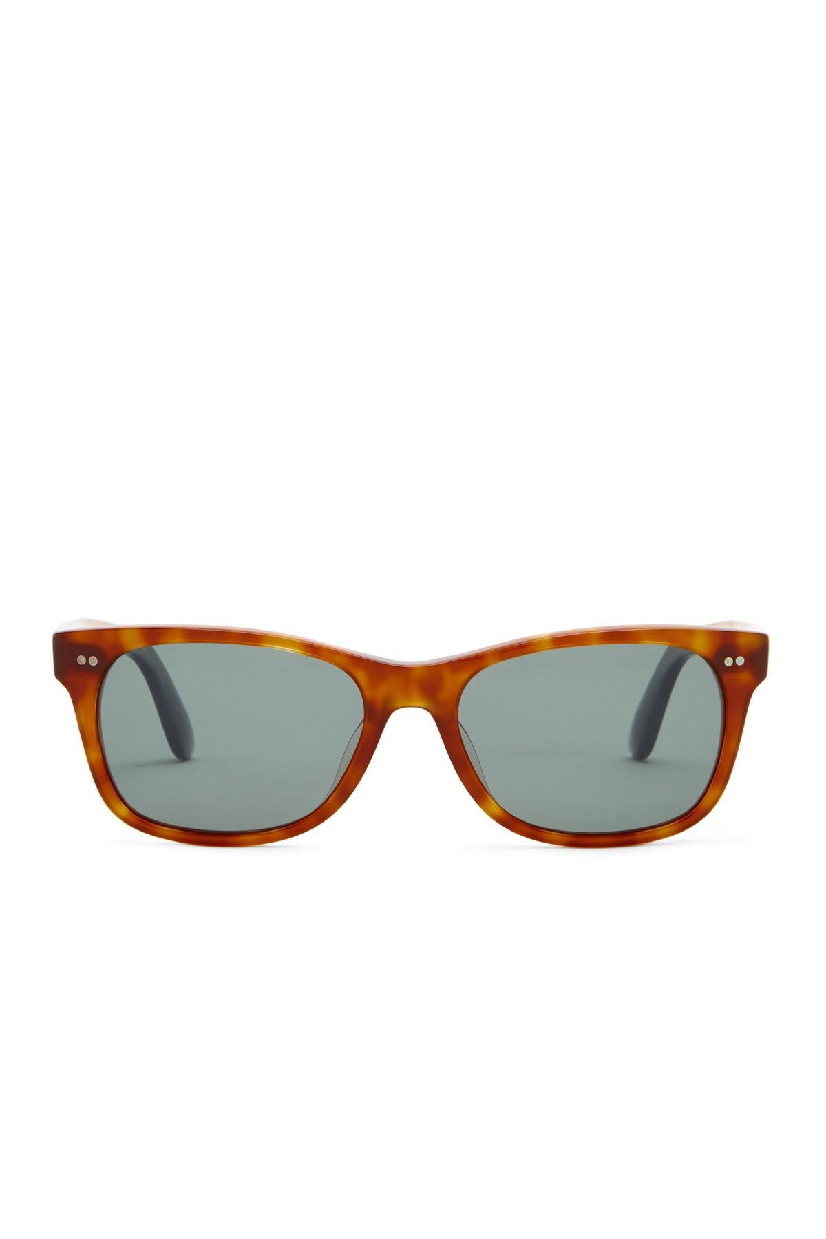 341f2521601 TOMS - Multicolor 51mm Polarized Beachmaster Honey Tortoise Sunglasses for  Men - Lyst. View fullscreen