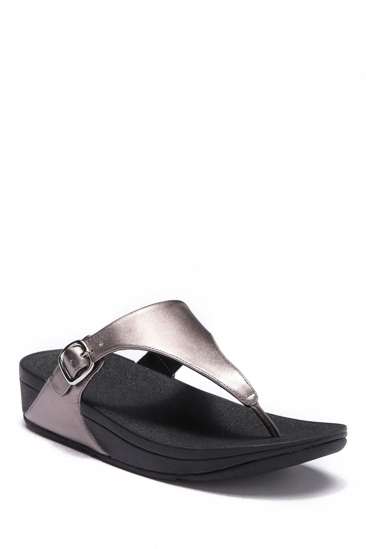 c8a9f1df0 Fitflop. Women s The Skinny Metallic Platform Sandal.  90  52 From Nordstrom  Rack