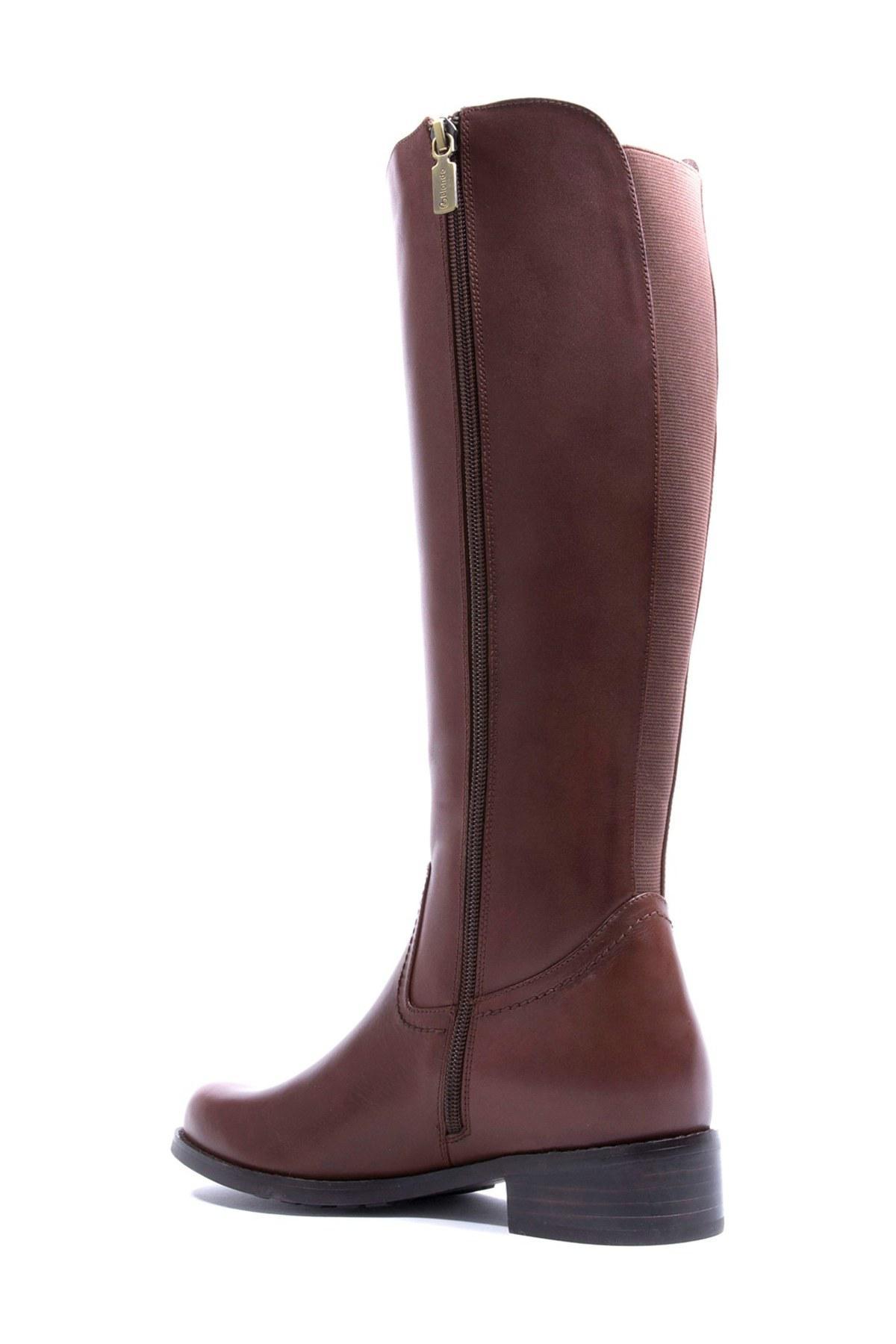 9bb6a00ec1a Blondo Multicolor 'velvet' Waterproof Riding Boot (women) (regular & Wide  Calf)