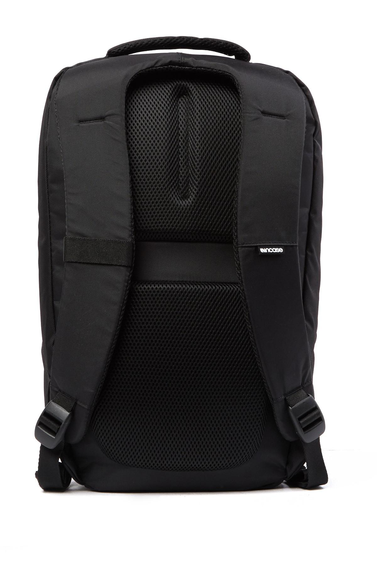 You will the incase nylon backpack to