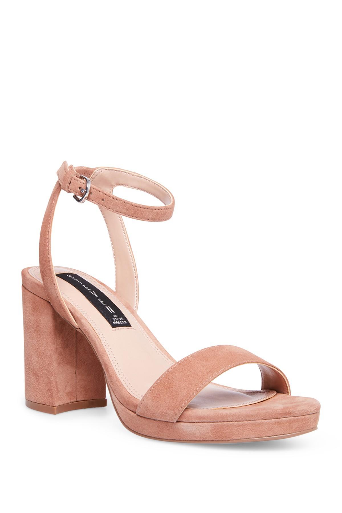 0b1caf3906a Women's Viga Suede Block Heel Sandal