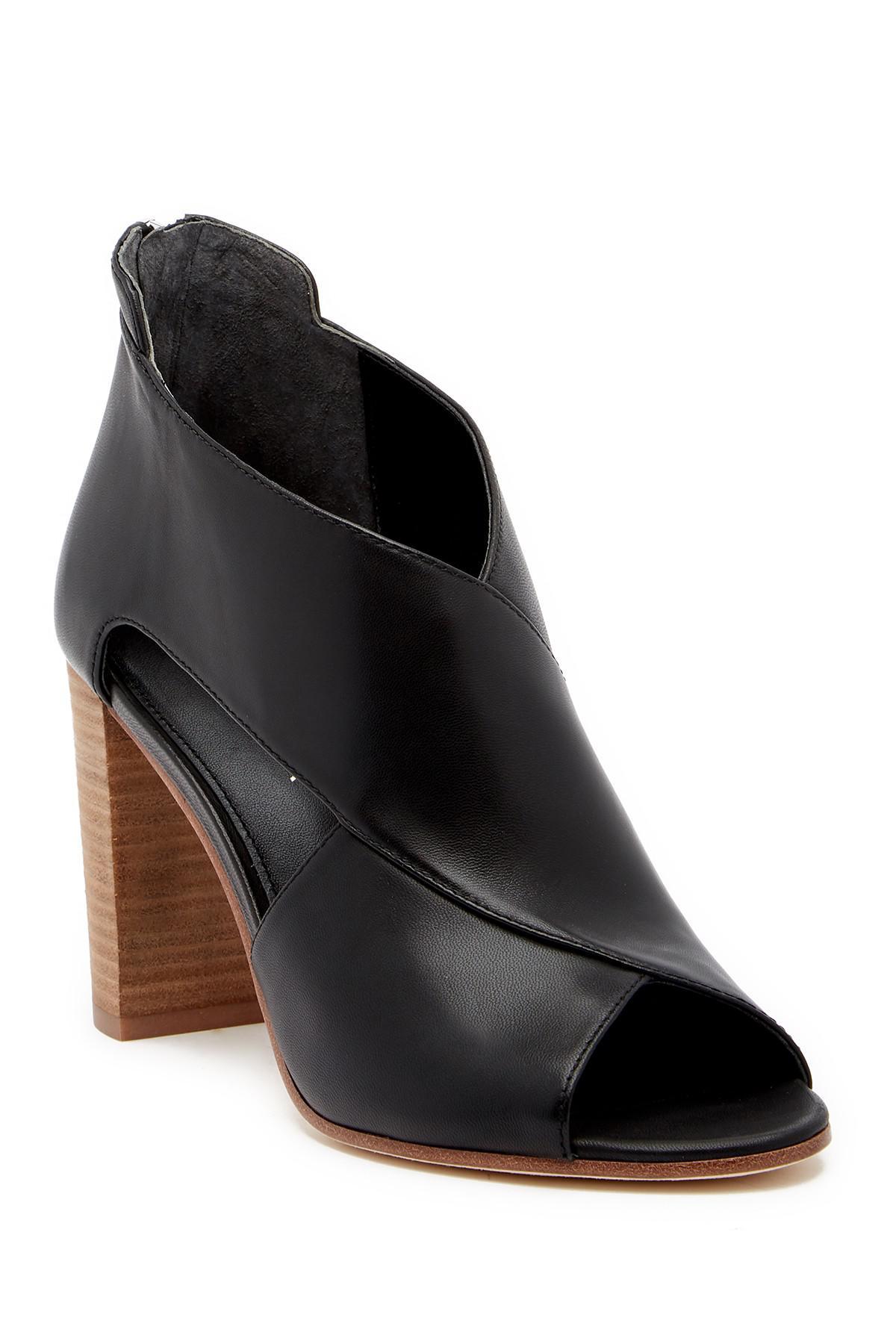 Via Spiga Gerri Block Heel Sandal IJ4A9Rp275