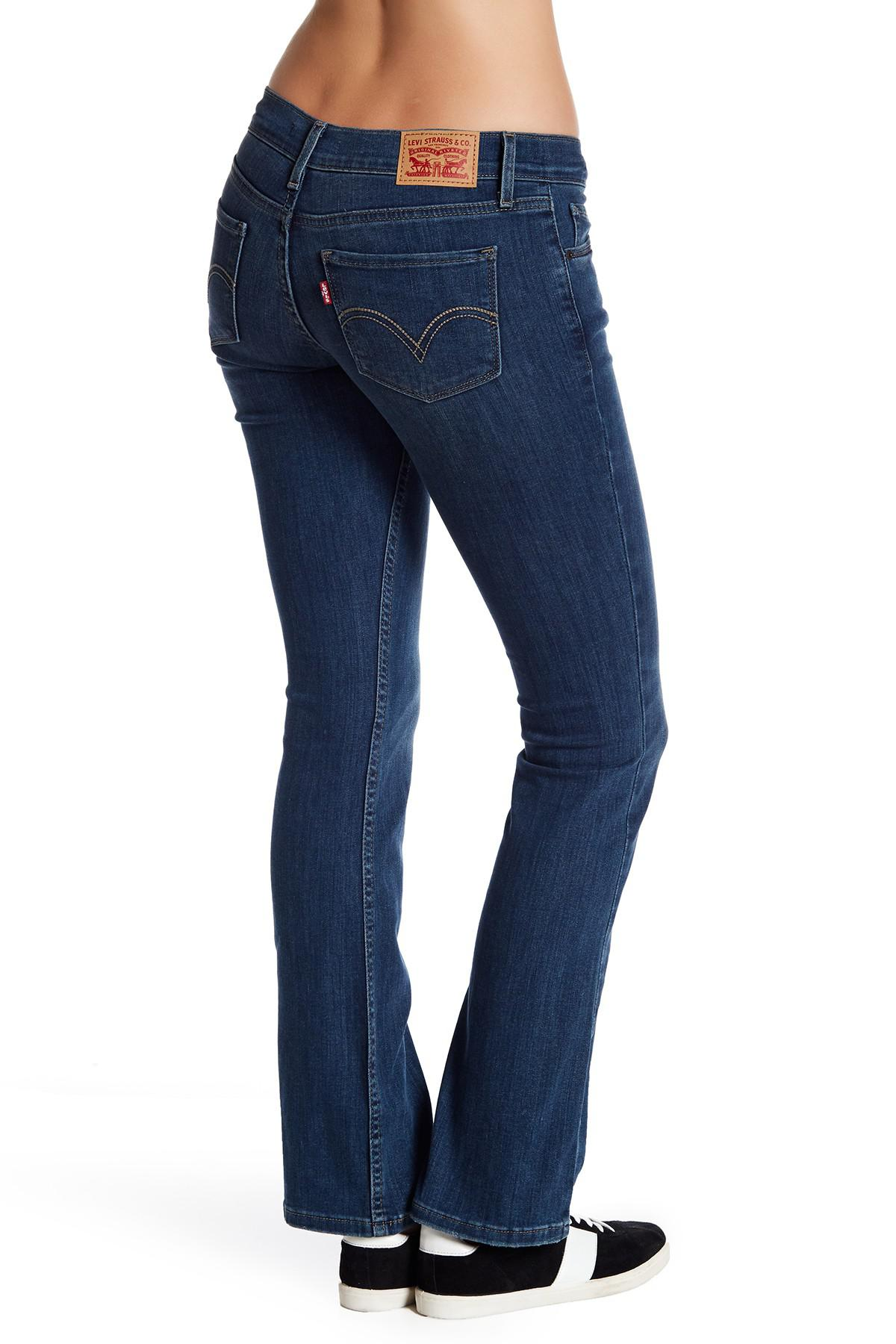 Levi's 524 too superlow bootcut jeans sale