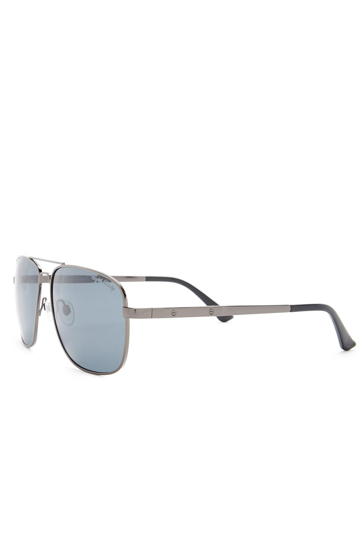 35f3c1e5e934 English Laundry Men's Navigator Polarized Sunglasses for Men - Lyst