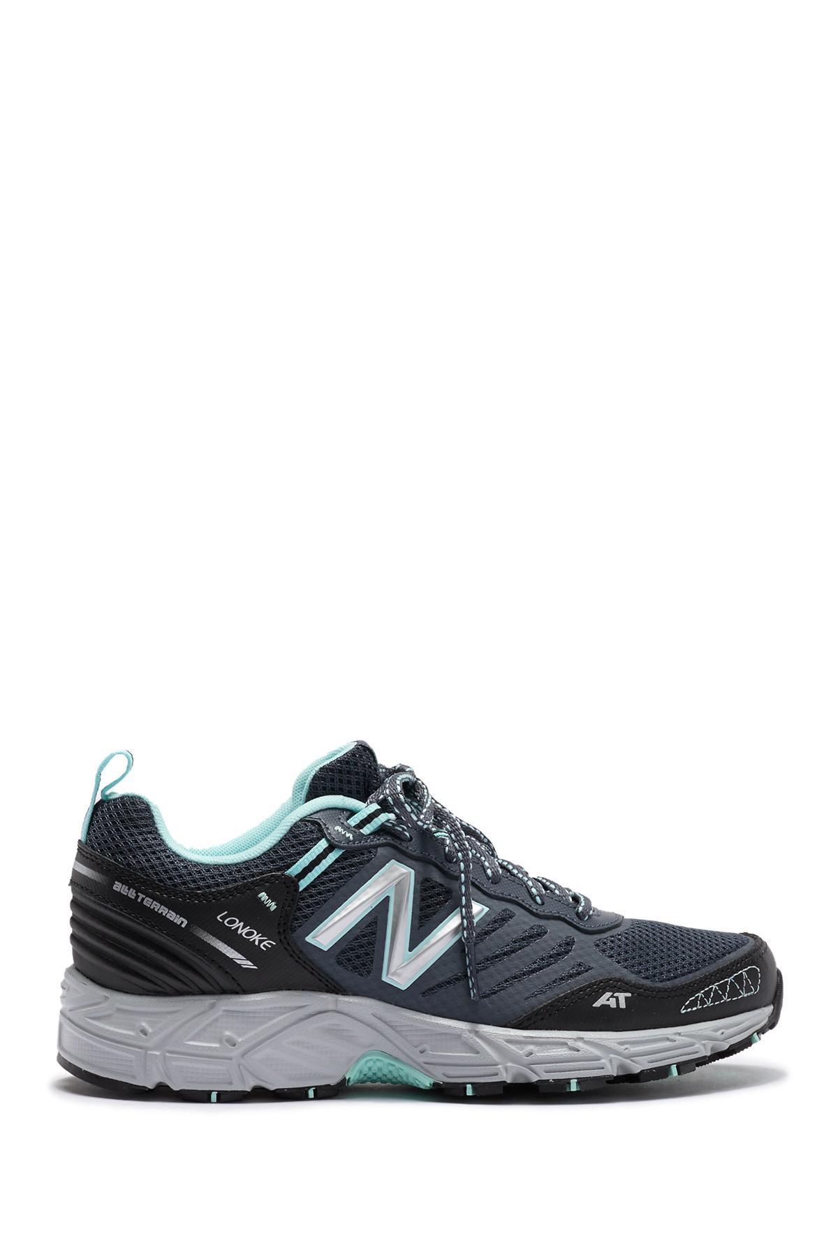 Lonoke Trail Running Sneaker in Grey
