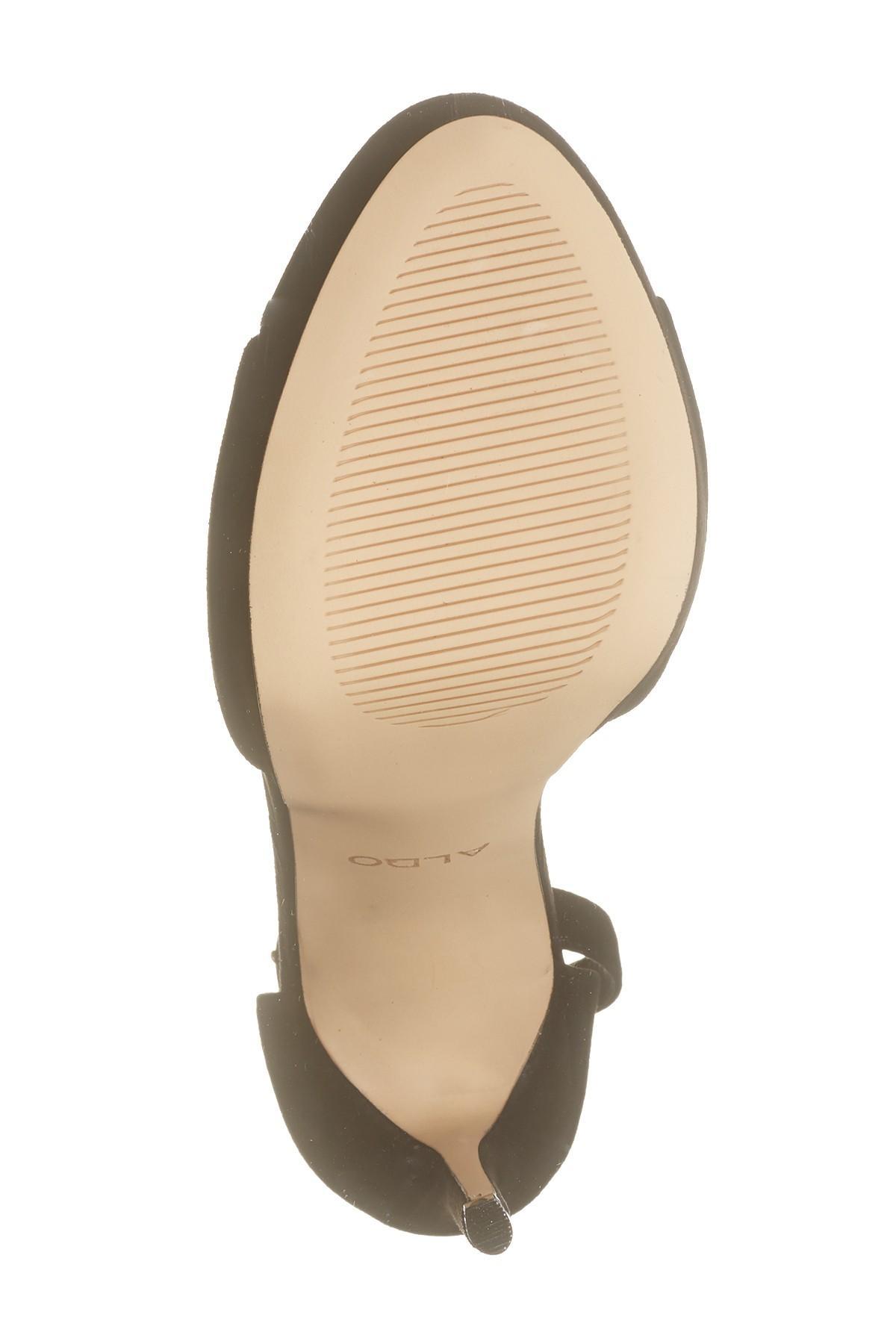 0471ee31826 ALDO. Women s Black Miallan Stiletto Platform Sandal.  80  50 From Nordstrom  Rack