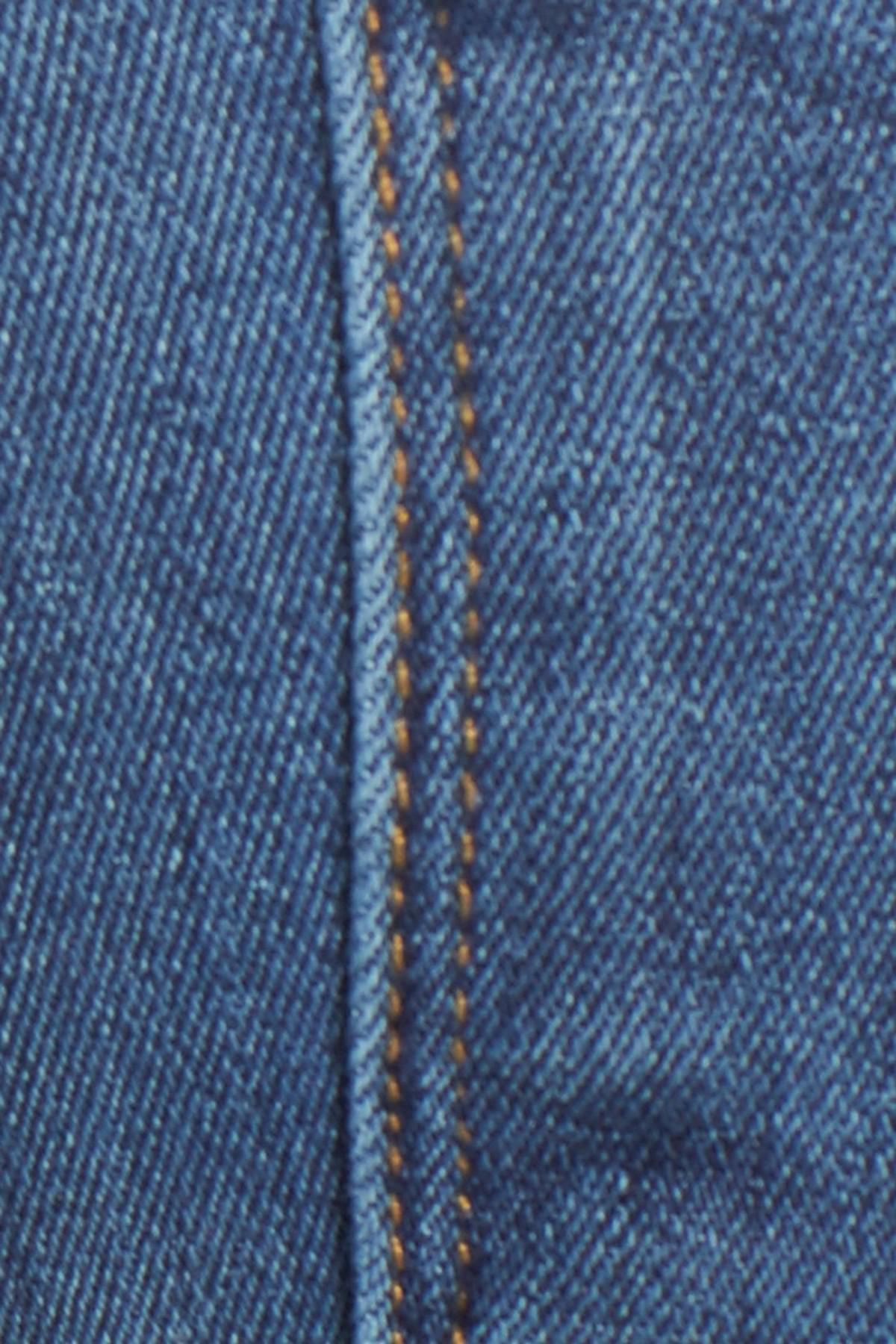 d3e8f13ed0 Lyst - Hudson Jeans 'croxley' Cuffed Denim Shorts (advantageous) in Blue