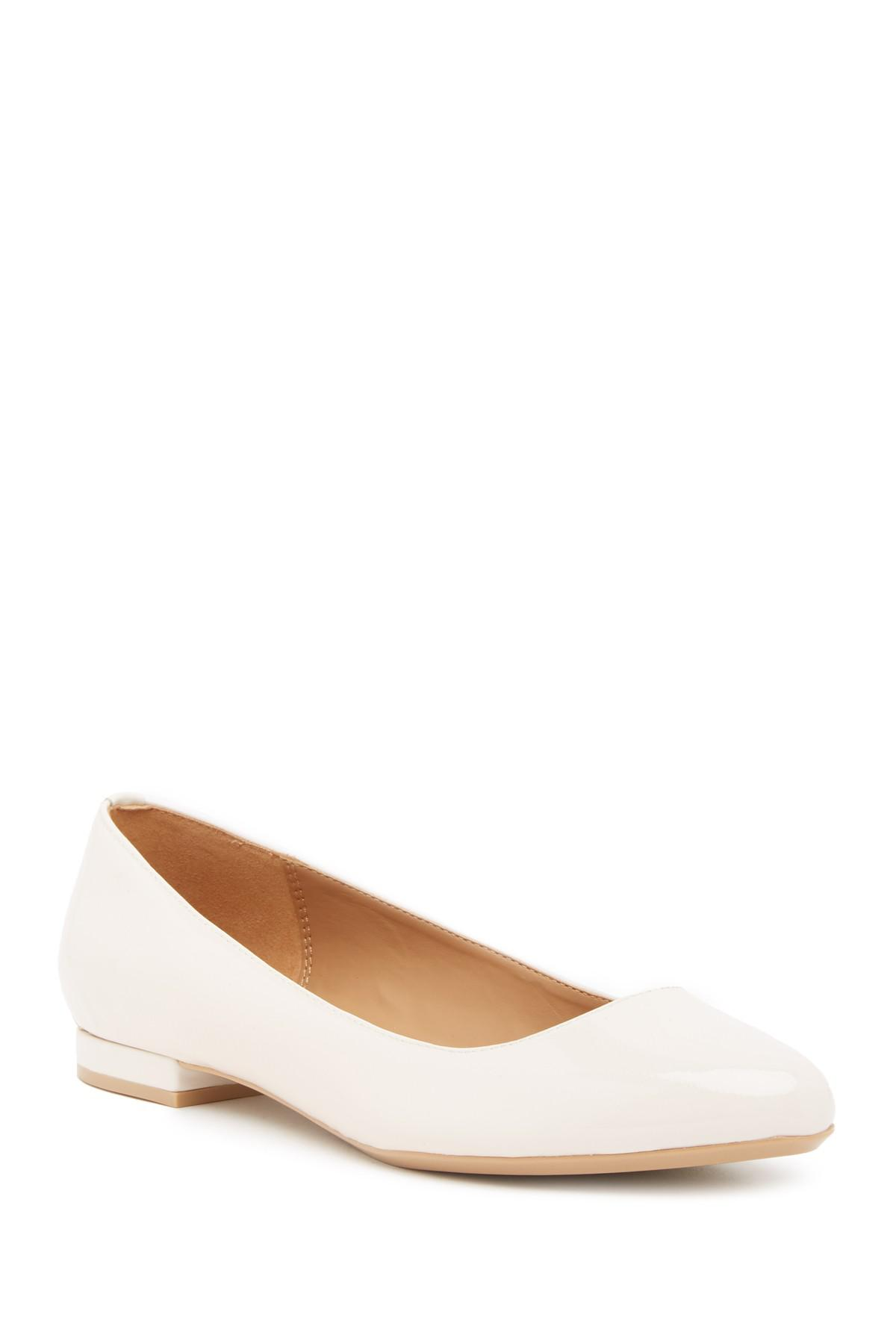 Calvin Klein Gredel Patent Flat F8skyB8