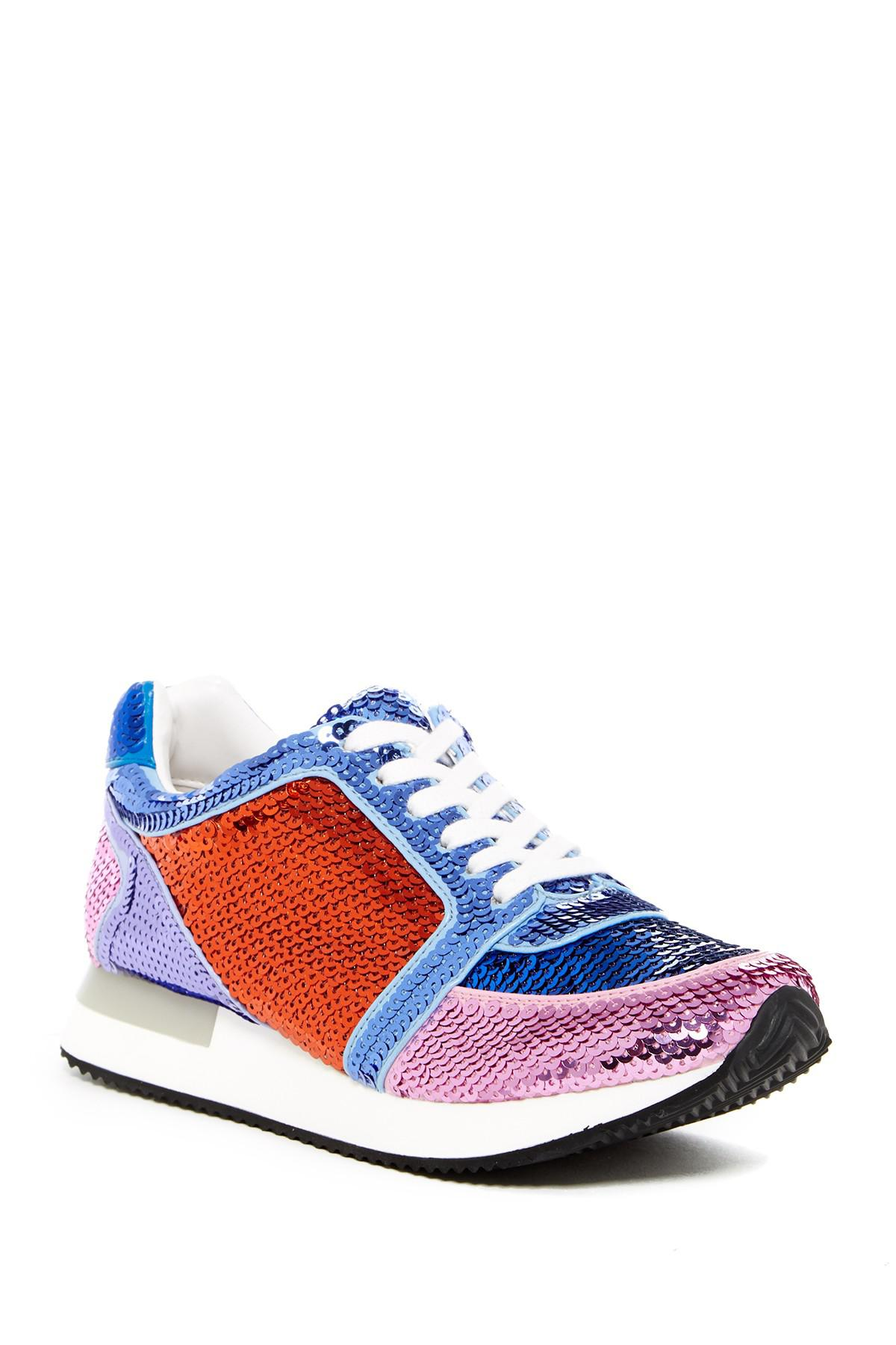 Katy Perry The Lena Sequin Sneaker in