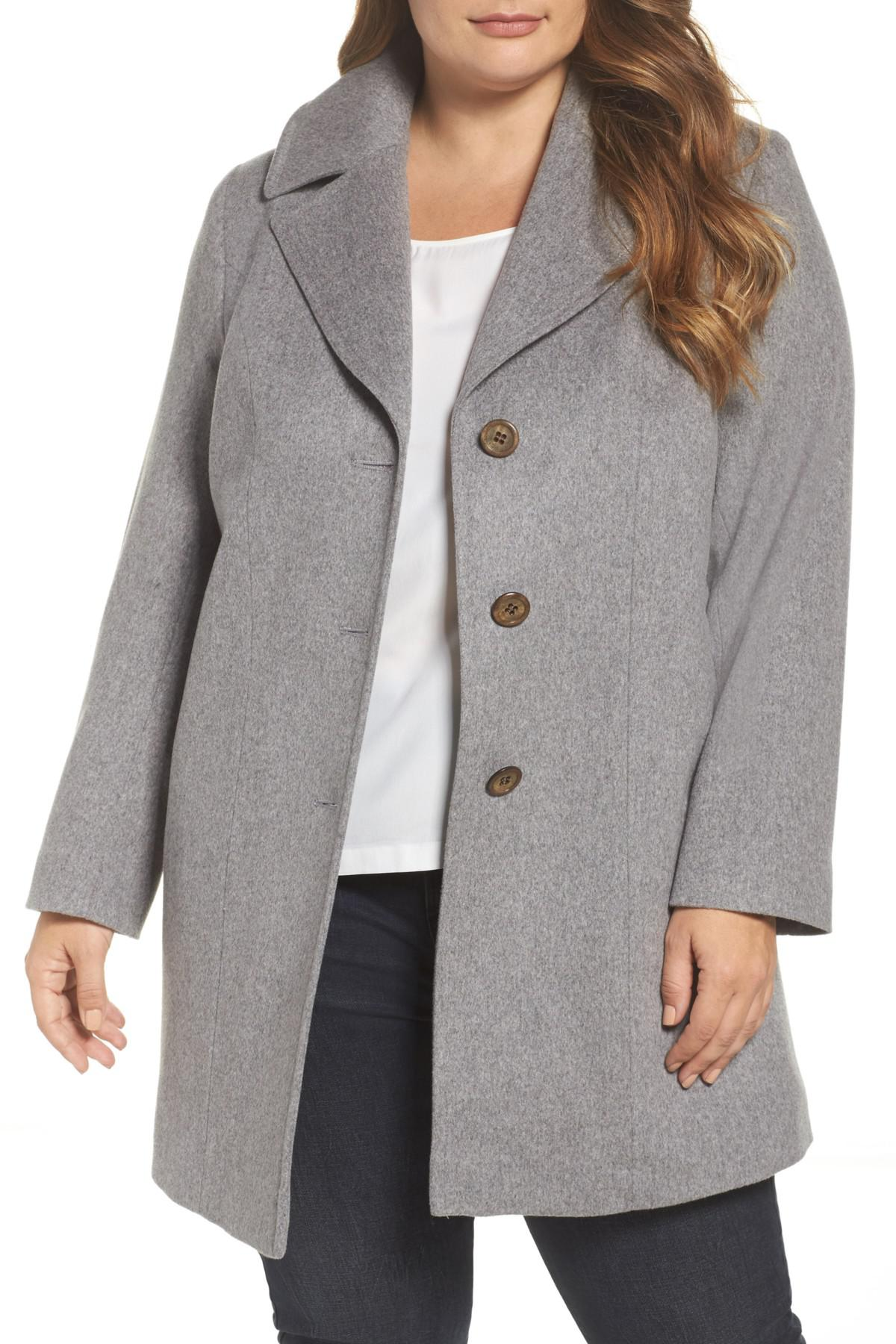 33acaf8aa4852 Gallery. Previously sold at  Nordstrom Rack · Women s Wool Coats ...