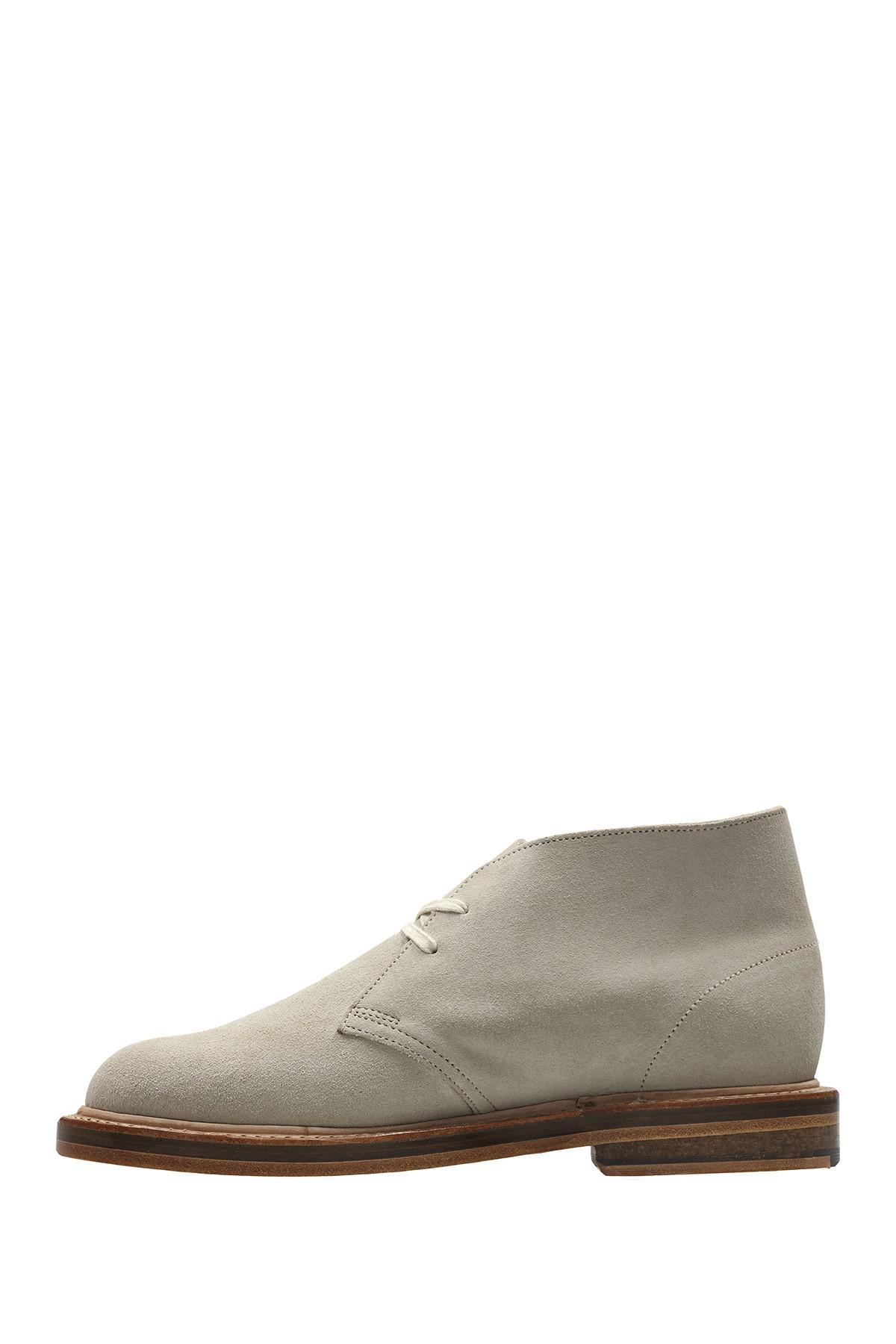 c2c4d69a4d4 Clarks Natural Desert Welt Lace-up Loafer Boot for men