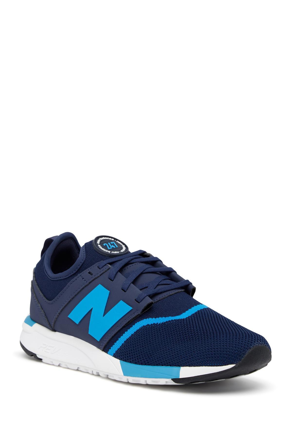 New Balance Synthetic Mrl247 Revlite Sneaker in Navy (Blue) for ...