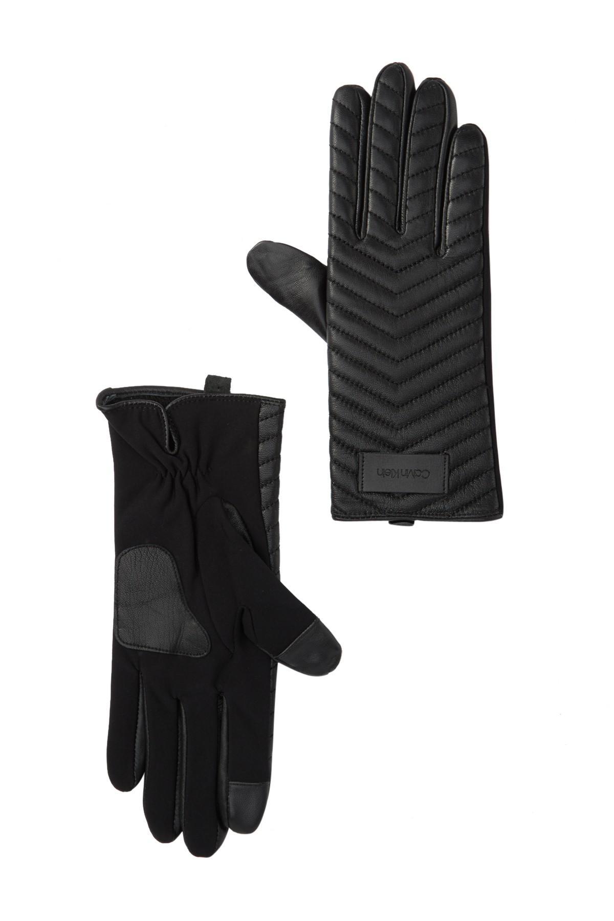 S Hombre Quiksilver Cross Gloves Black