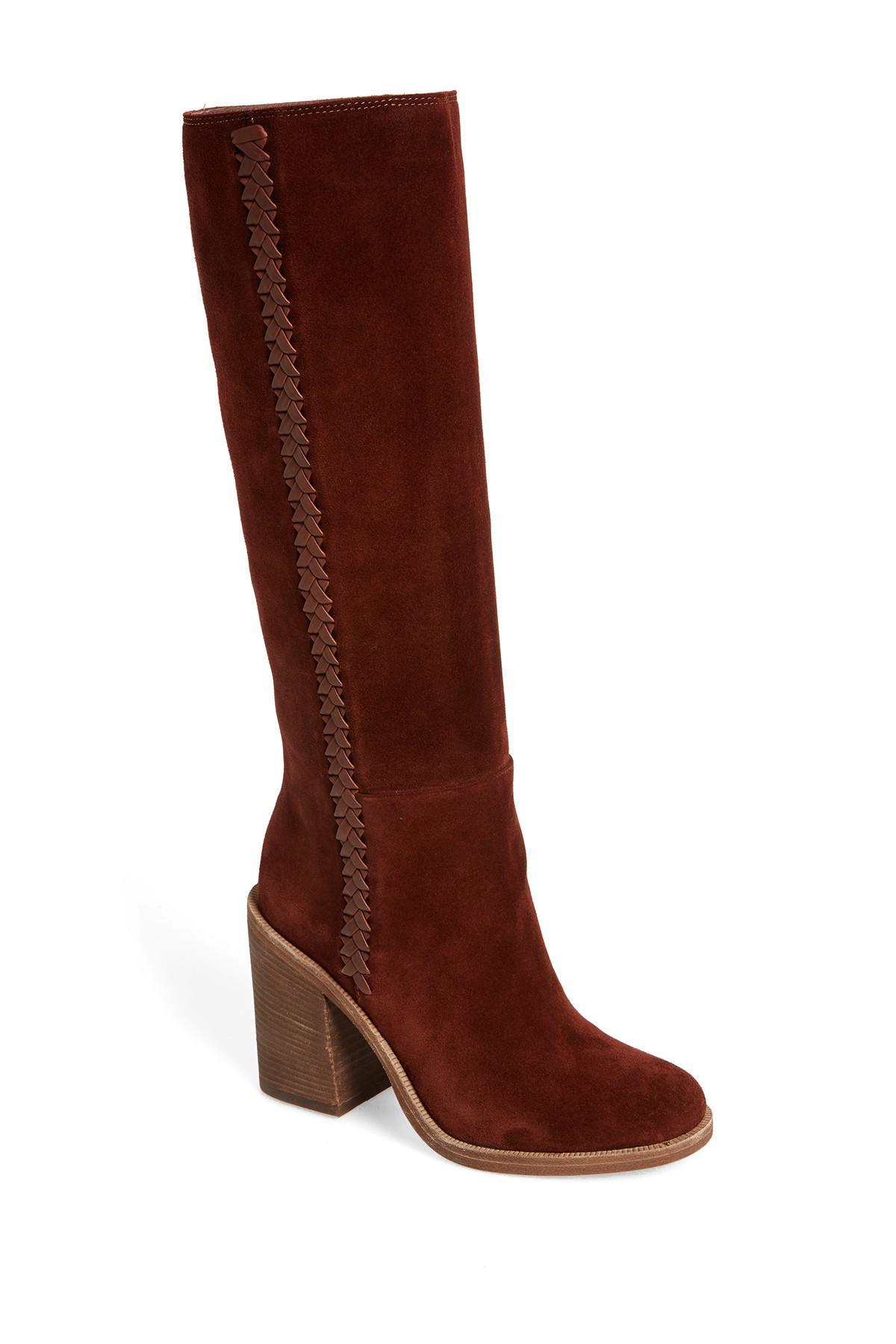 9498b36e021 Ugg Brown Maeva Suede Boot