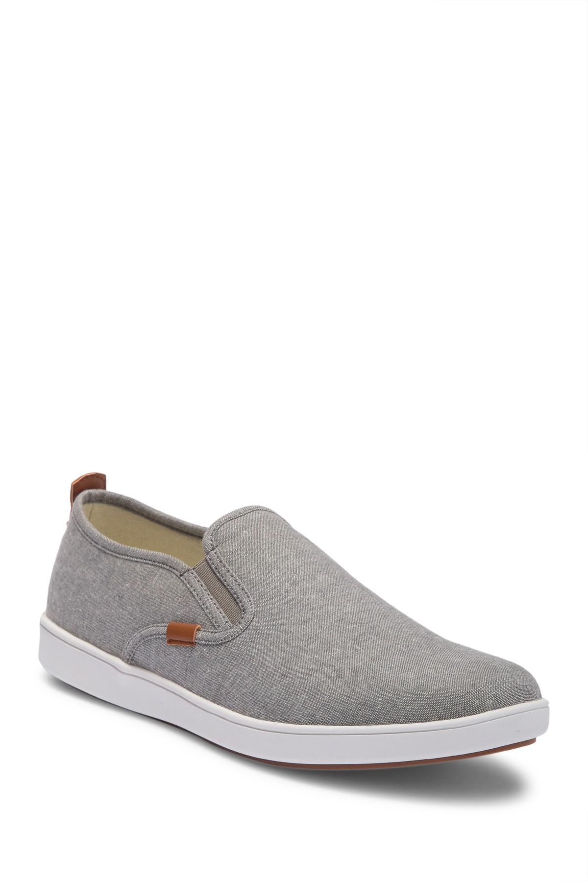 8bf8ff5c58d Men's Gray Glenly Slip-on Sneaker