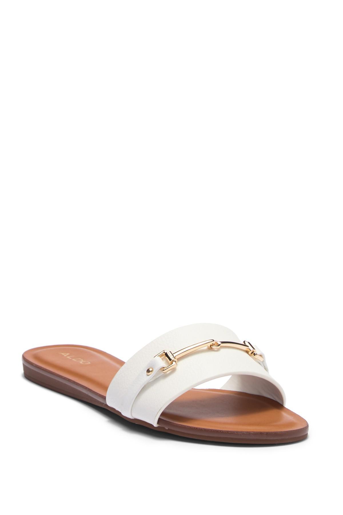 Aldo Gwulle Slide Sandal Tkeyb