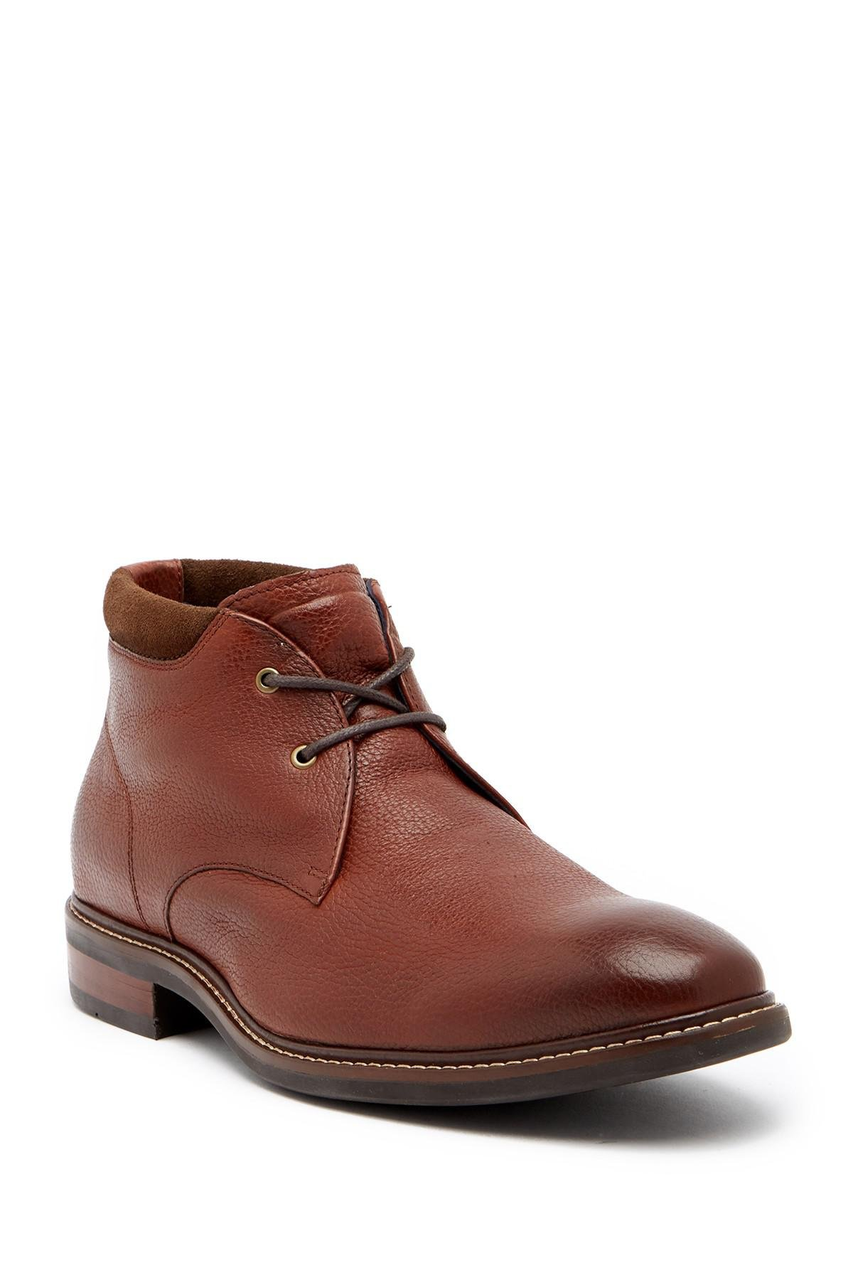 Cole Haan Leather Watson Chukka Ii Boot In Brown For Men