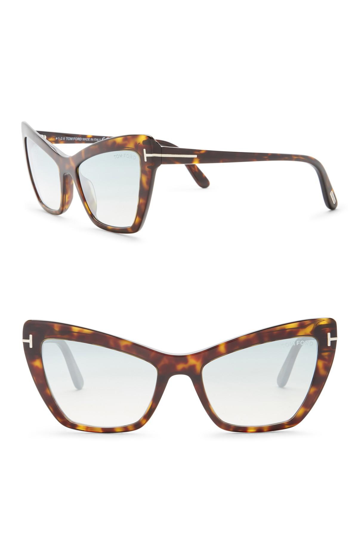 e82aff1f7e7 Gallery. Previously sold at  Nordstrom Rack · Women s Tom Ford Cat Eye