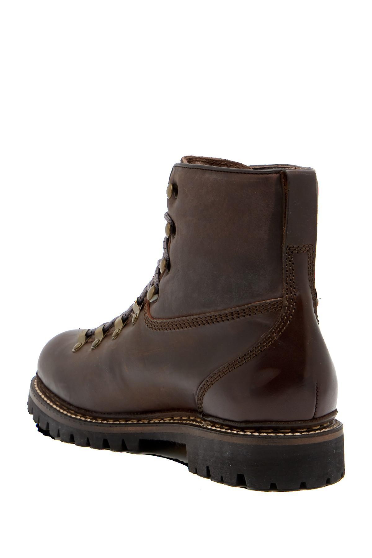 Rag \u0026 Bone Vintage Leather Hiker Boot