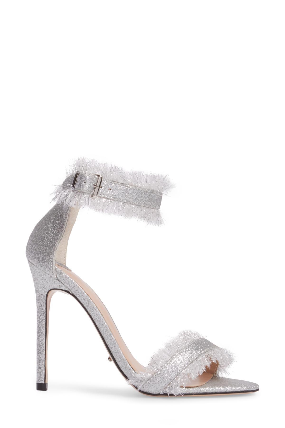 b38a71a71d6 Tony Bianco Kimi Fringed Strappy Sandal (women) in Metallic - Lyst