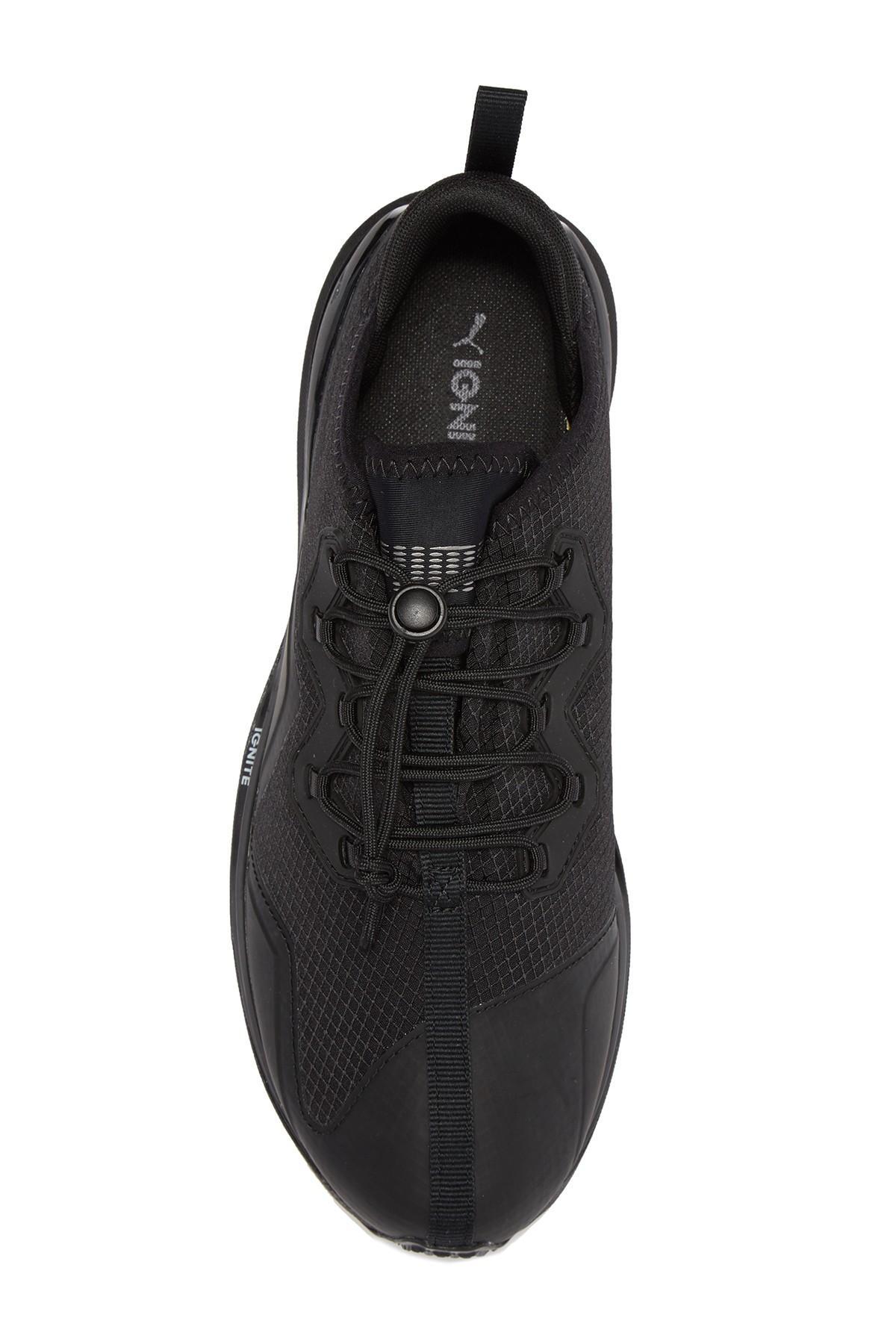 online store 72524 8c1ba Men's Black Ignite Limitless Initiate Athletic Sneaker