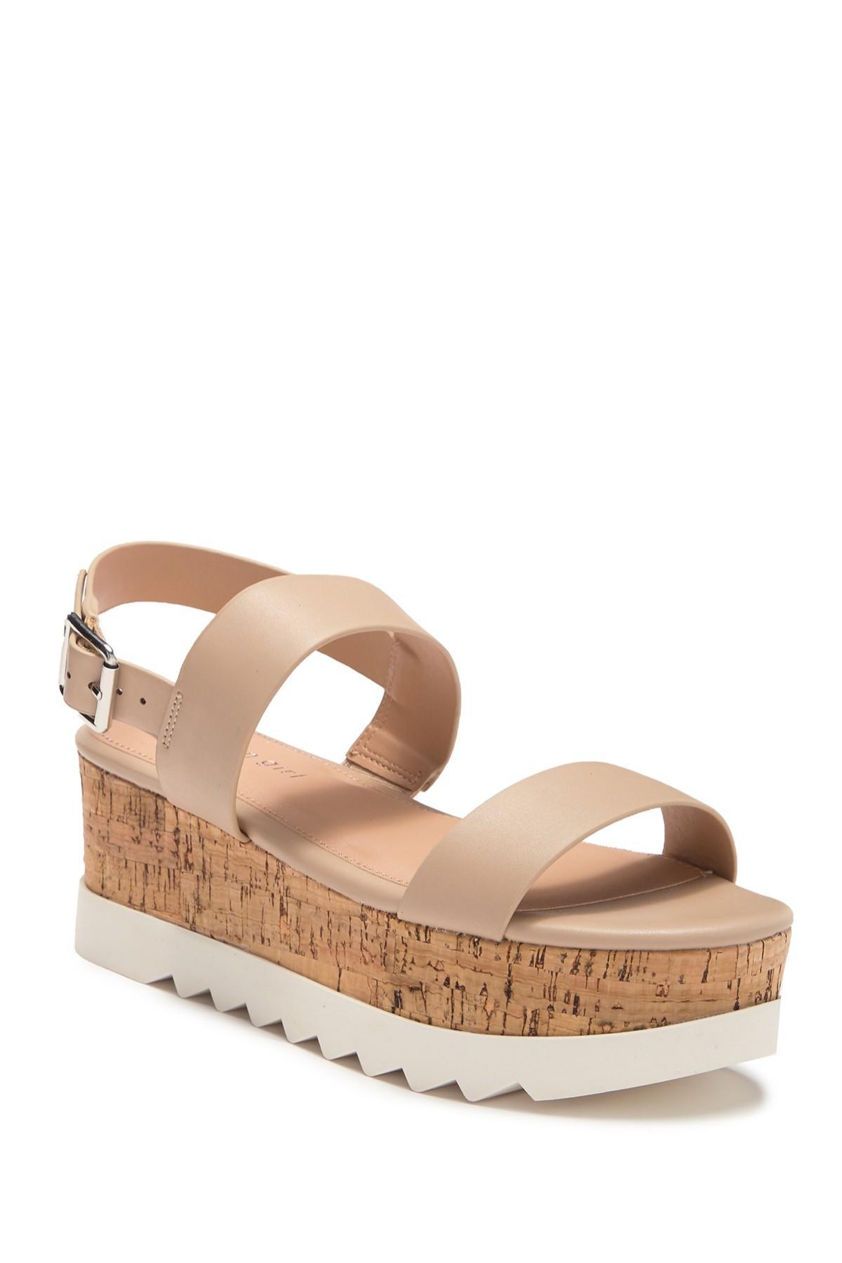 Madden Girl Sweet Platform Sandal in