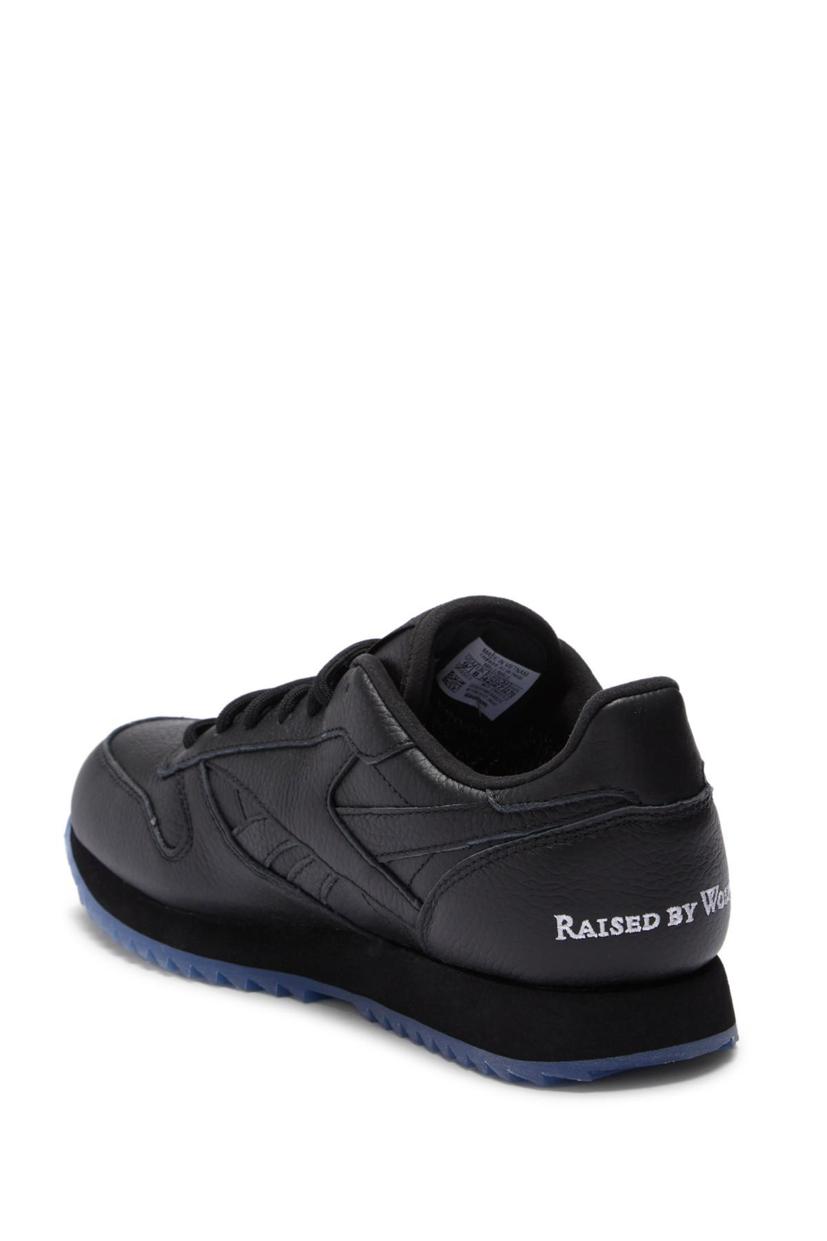 Classic Leather Ripple Gore tex By Wolves Waterproof Sneaker