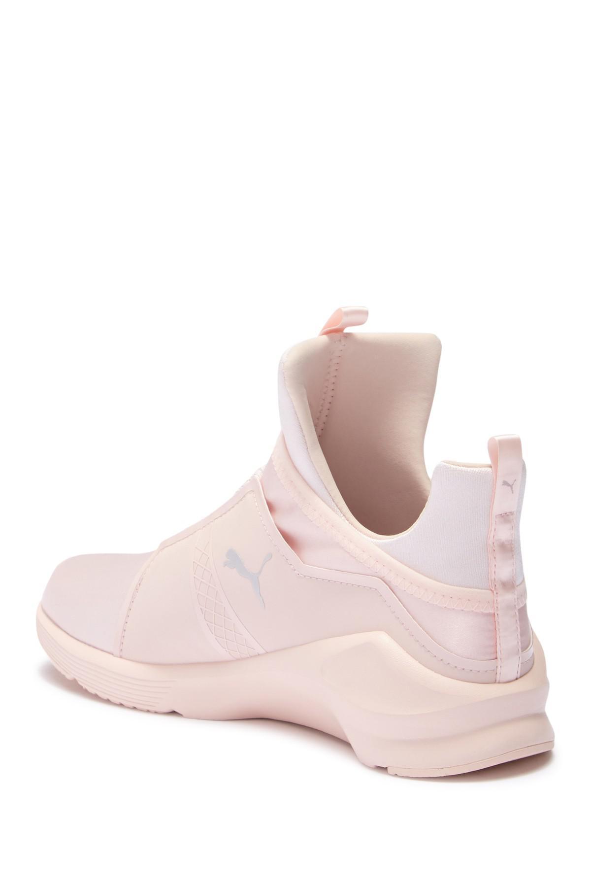 PUMA - White Fierce Satin Ep Training Sneaker - Lyst. View fullscreen 61e194bb2