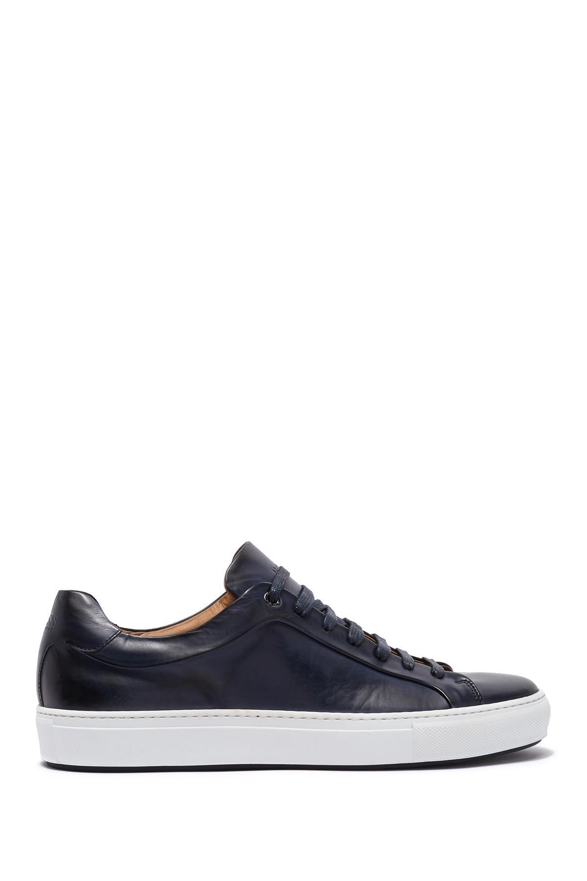 BOSS by Hugo Boss Leather Sneaker
