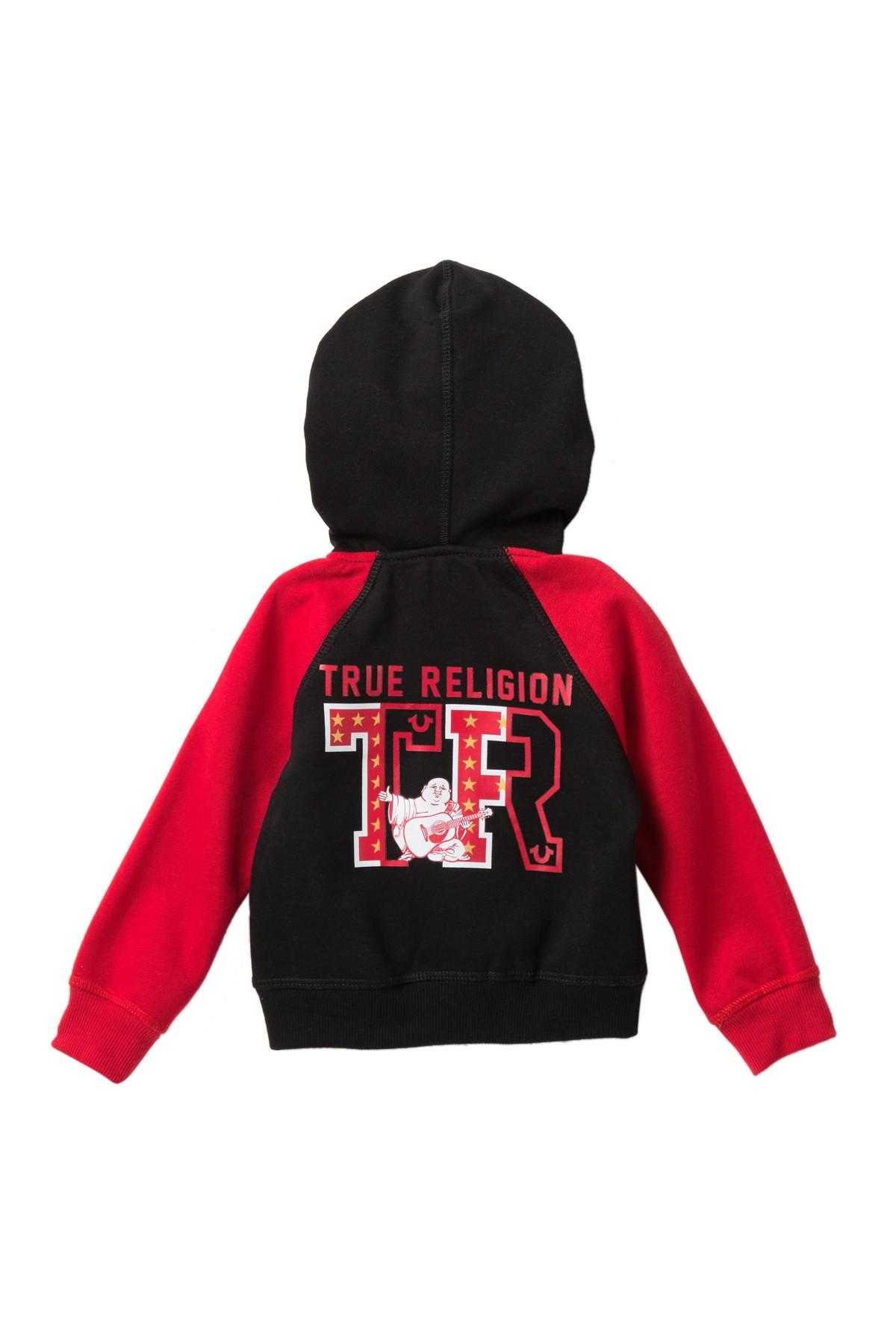 67f67acee True Religion - Black Varsity Hookup 2-piece Set (baby) for Men -. View  fullscreen