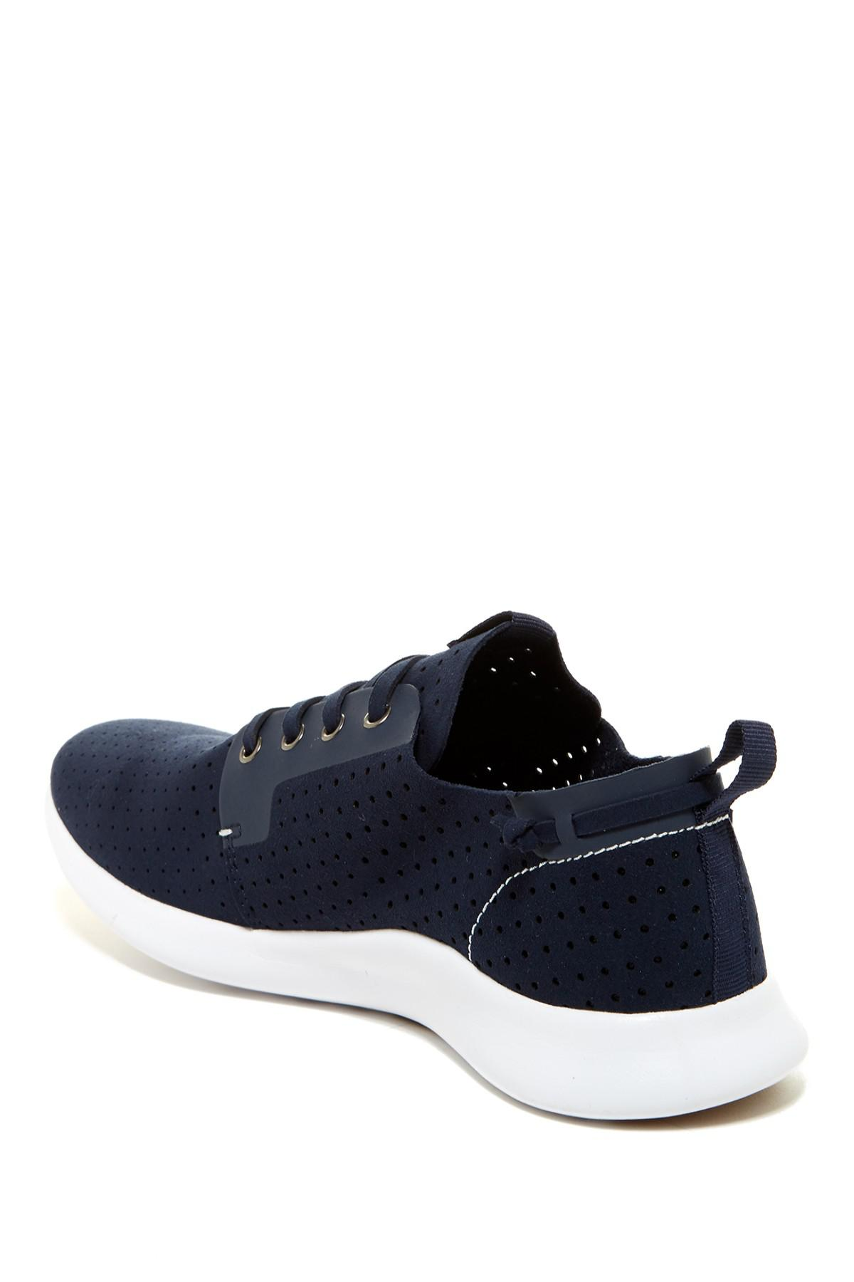 2f81efe6dee Steve Madden Blue Chyll Perforated Sneaker for men