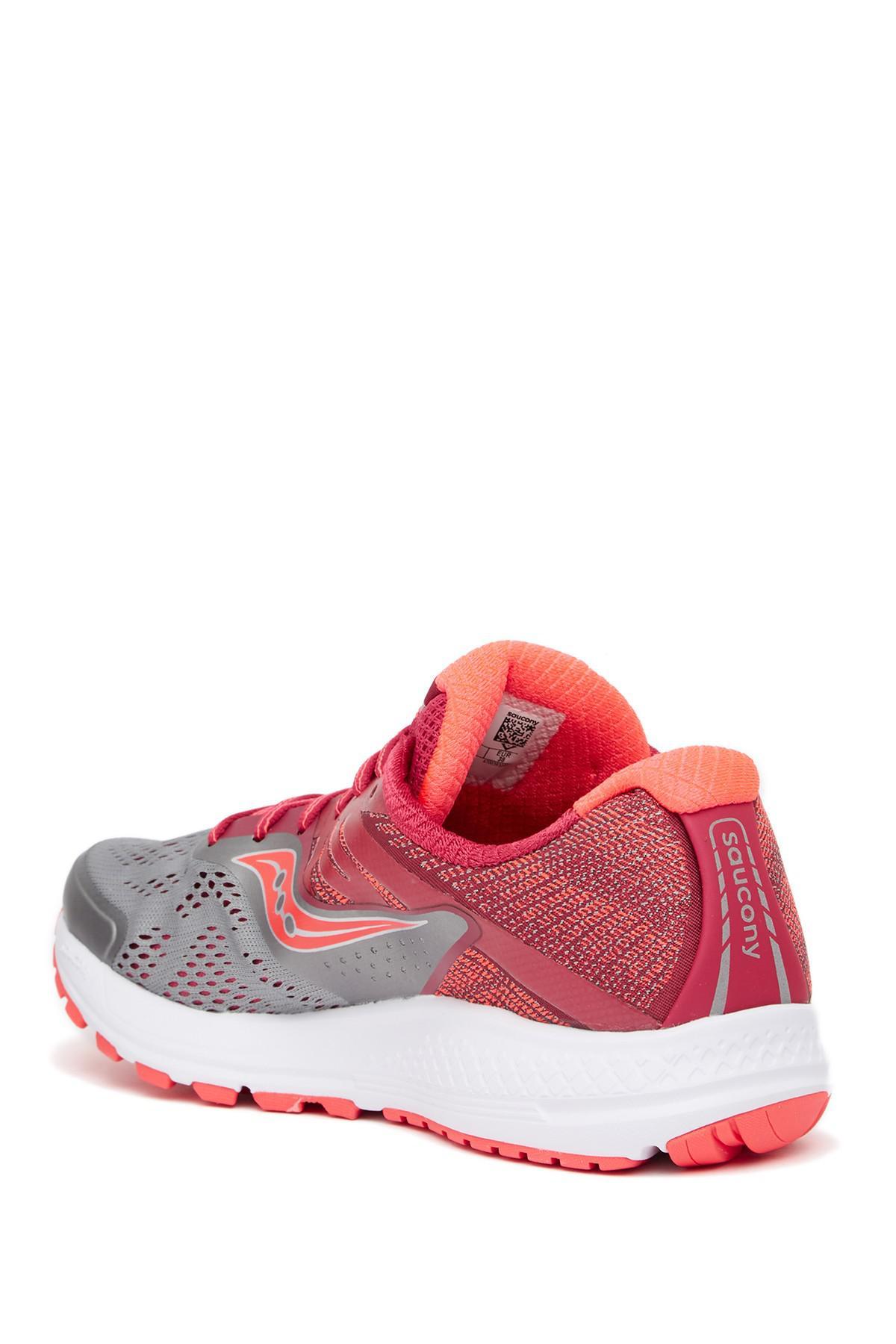 f66ae610071 Saucony - Multicolor Ride 10 Running Sneaker - Lyst. View fullscreen