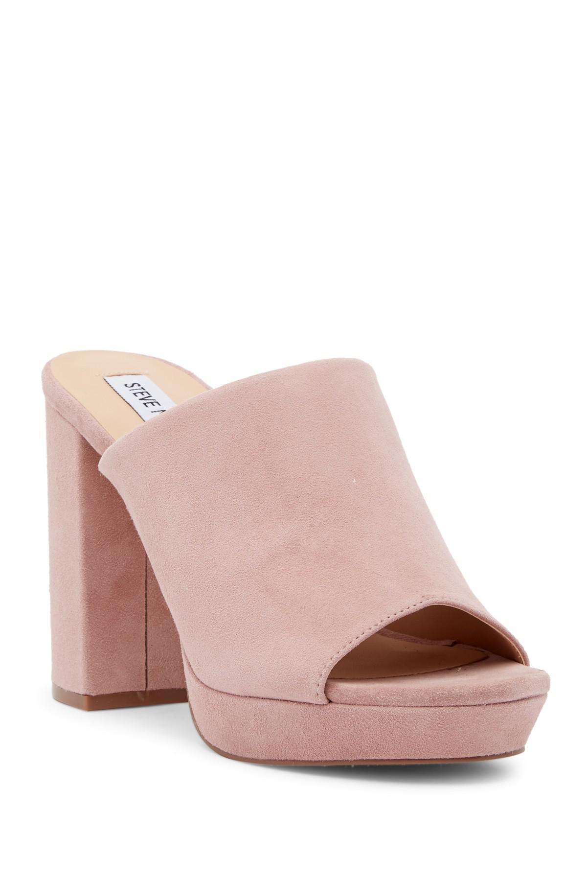 Lyst Steve Madden Tavish Platform Sandal