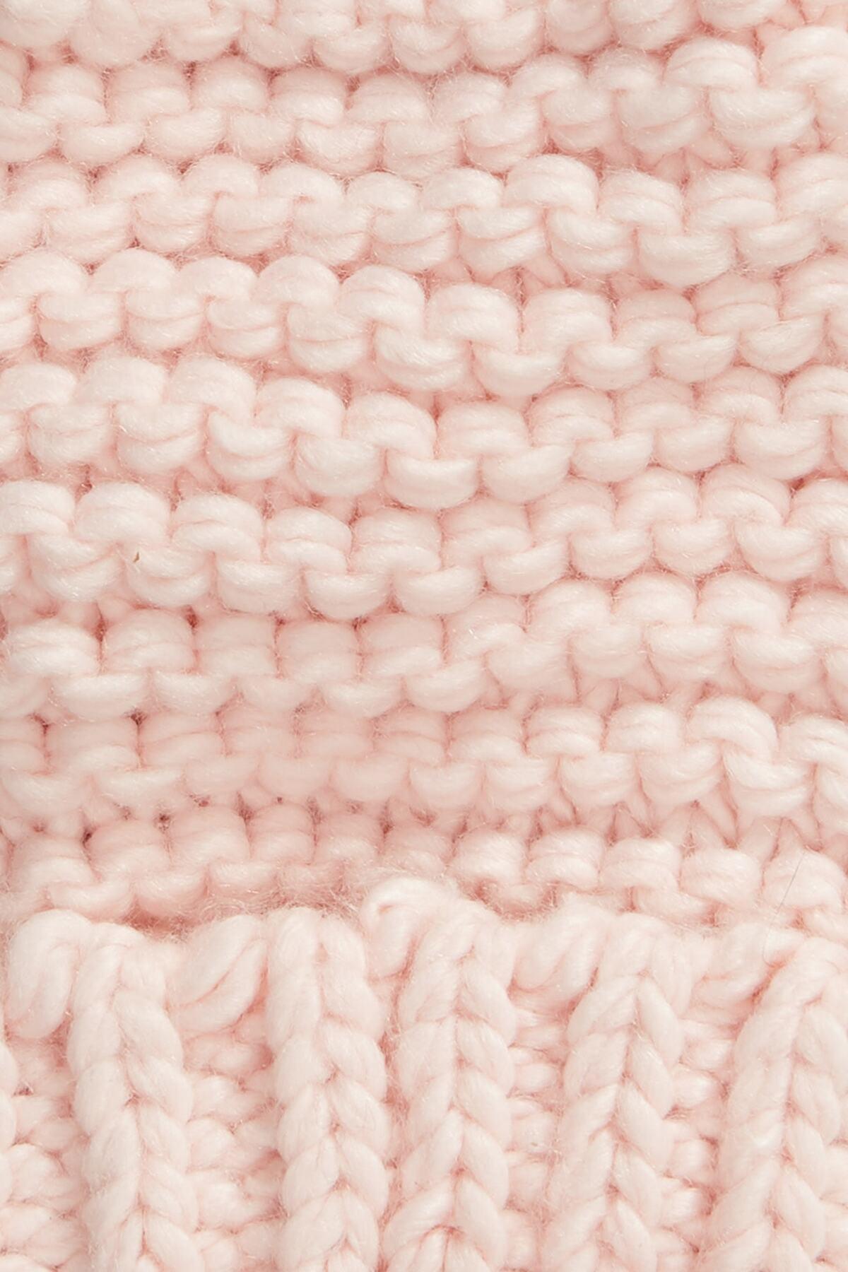 8c4ffc7f0 Free People Skyline Pom Beanie (pink) Beanies