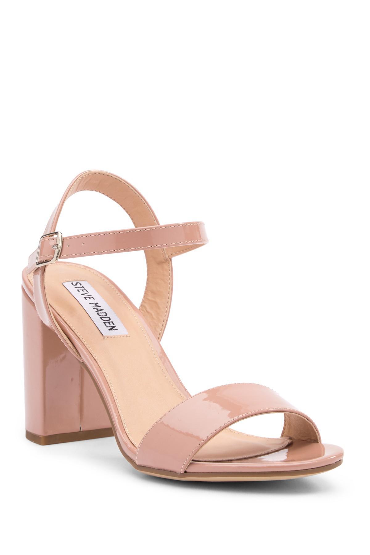 Lyst - Steve Madden Selfish Sandal in Pink