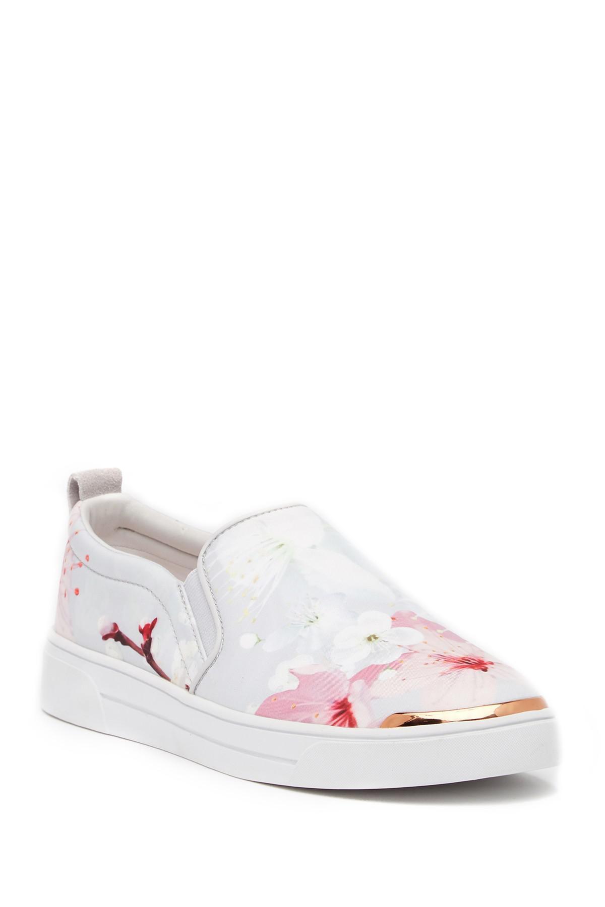 Ted Baker Rubber Tancey Floral Slip-on