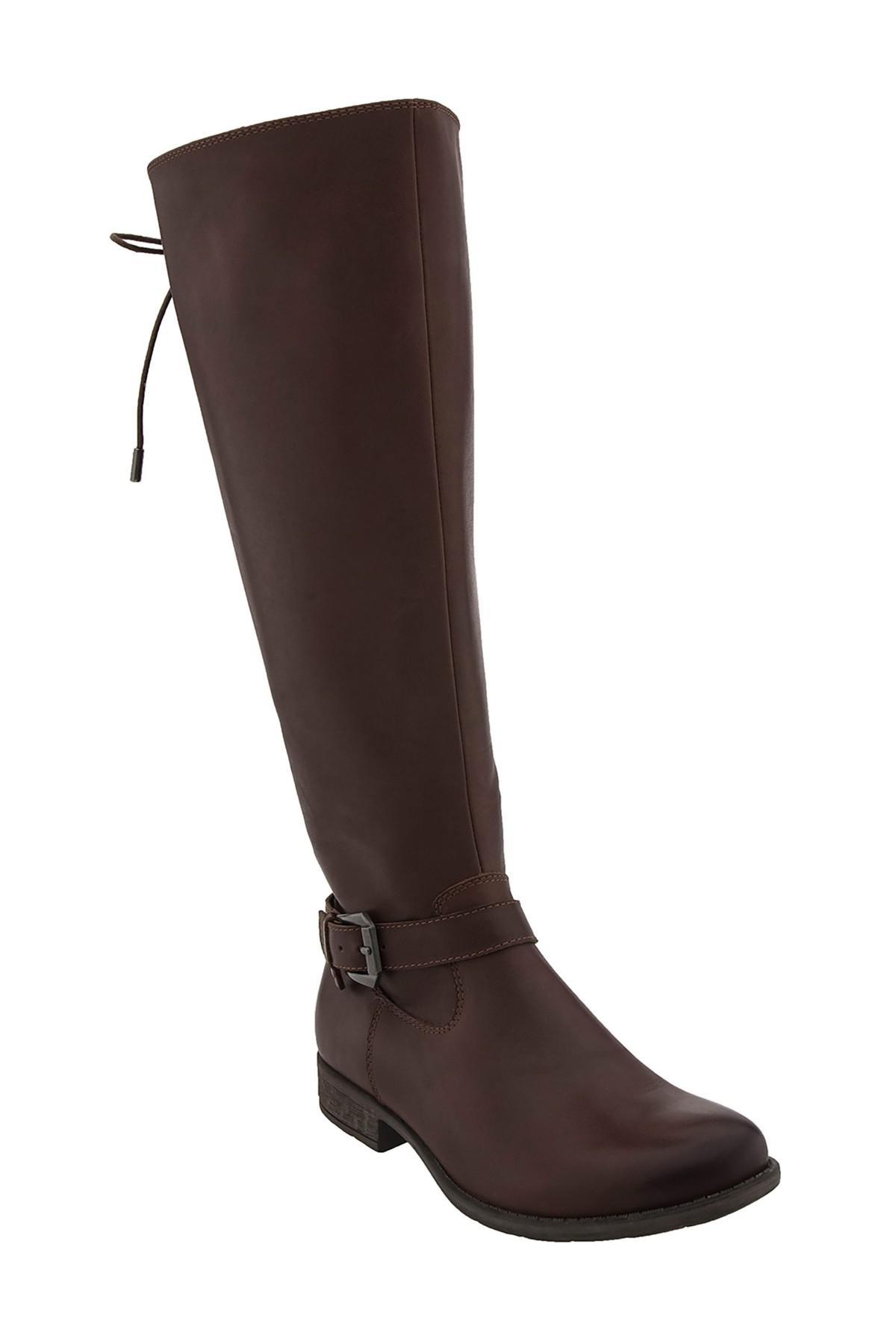 Earth Raleigh Waterproof Knee High Boot(Women's) -Black Waterproof Leather Cheap Price Cost fYz7M9pOS5