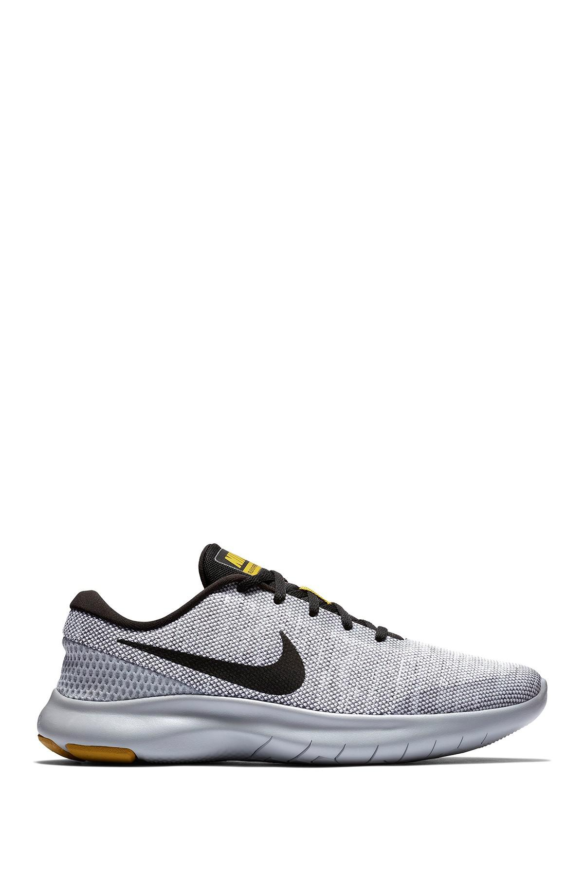 d014ccf2ef3c2 Nike - Black Flex Experience Rn 7 Sneaker for Men - Lyst. View fullscreen